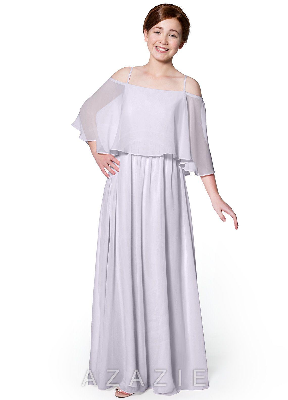 7bf849a2cc5 Azazie Natalie JBD Junior Bridesmaid Dress