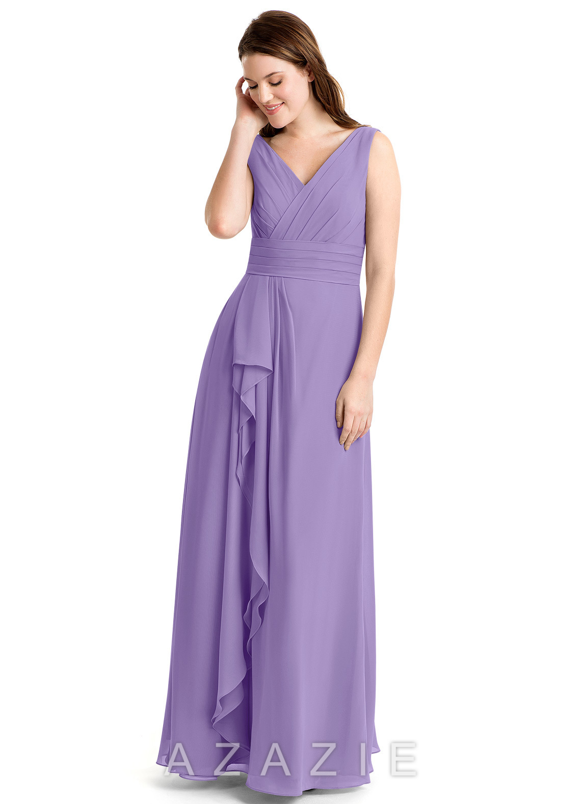 2aaef64ab63a Azazie Julianna Bridesmaid Dress | Azazie