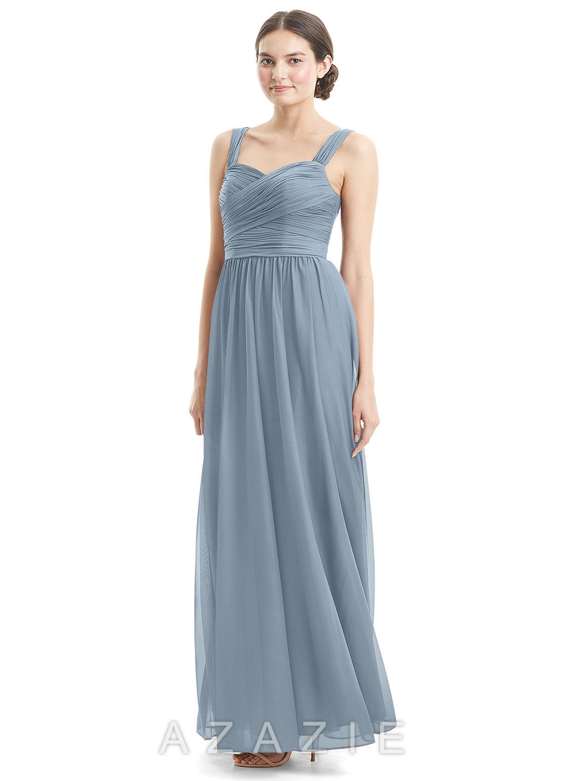 cf7321f458 Azazie Sky Bridesmaid Dress