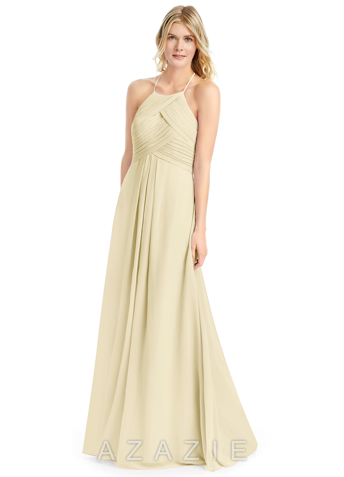 Champagne Bridesmaid Dresses &amp- Champagne Gowns - Azazie