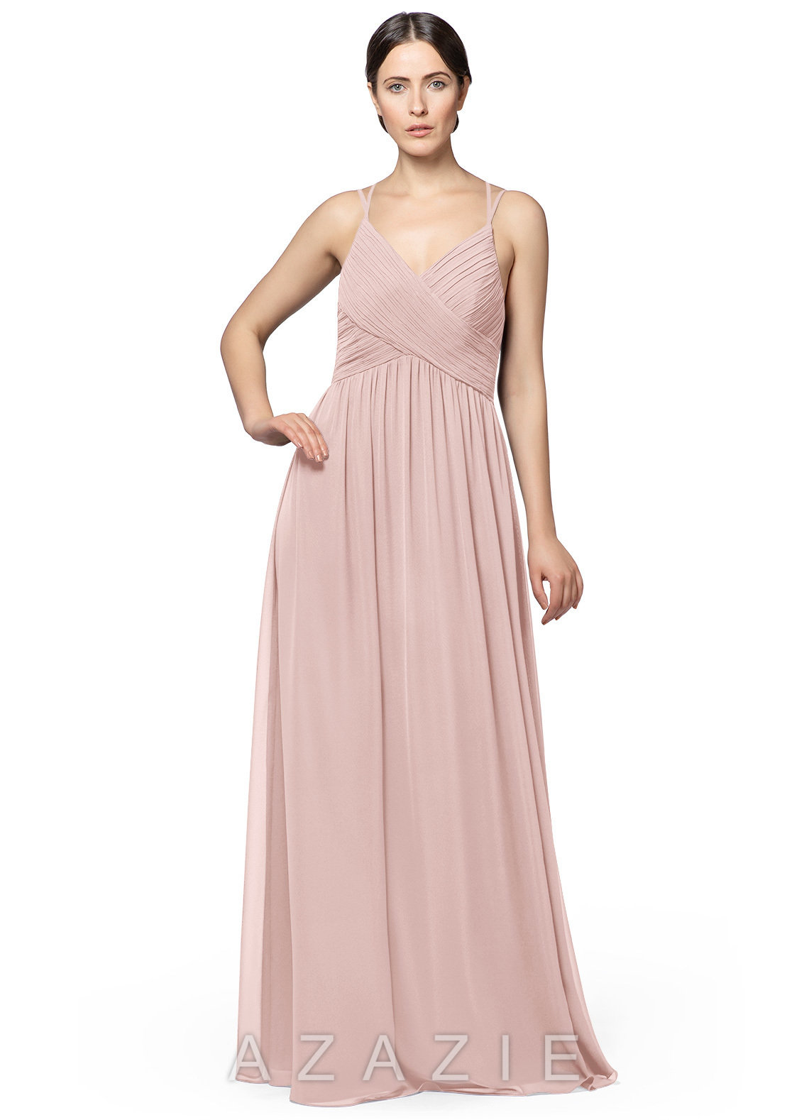 2dbad40ae76 Azazie Nirene Bridesmaid Dresses
