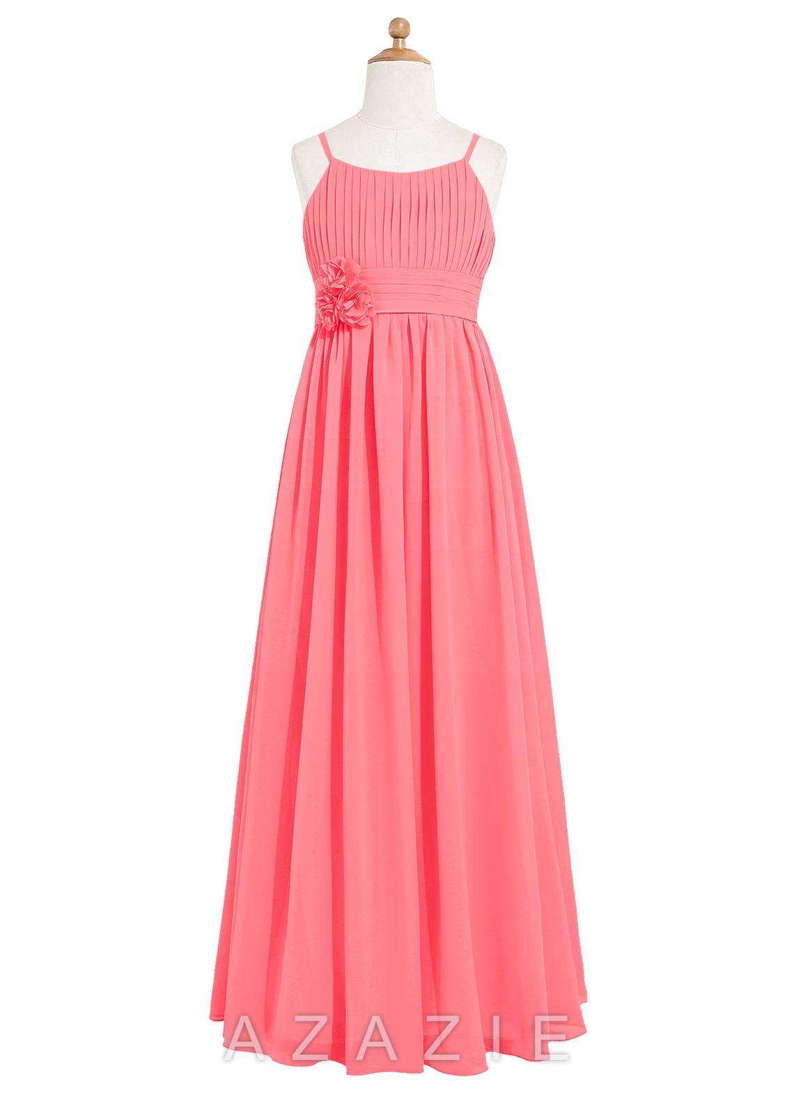 Azazie Astrid JBD Junior Bridesmaid Dress | Azazie