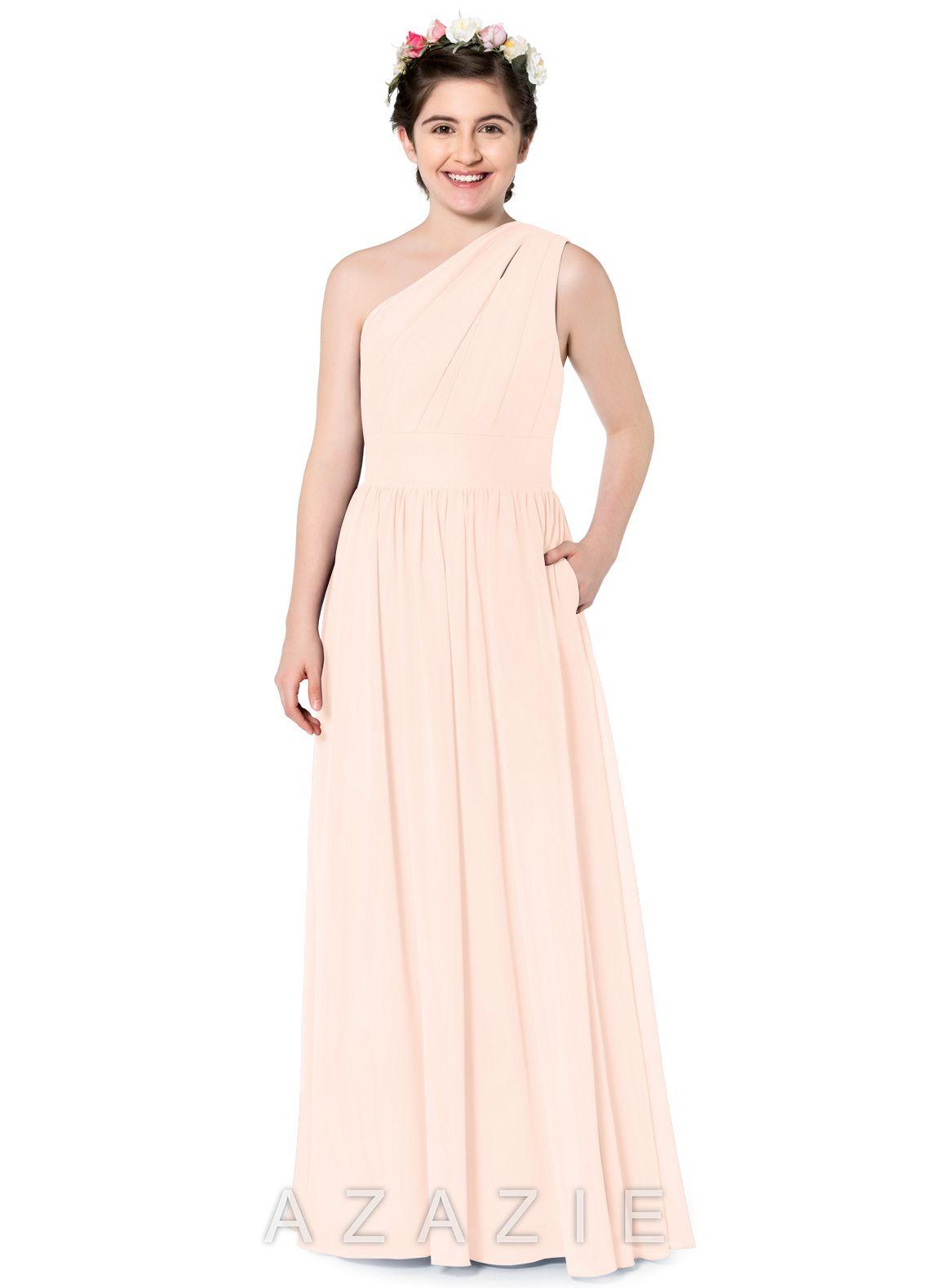 914bccd6a9 Azazie Molly JBD Junior Bridesmaid Dress