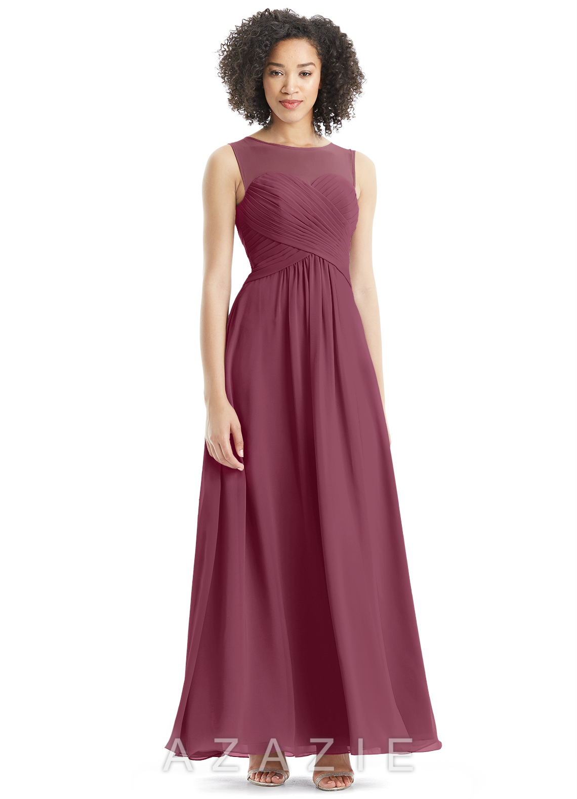 15754f109a6 Azazie Gigi Clearance Bridesmaid Dress