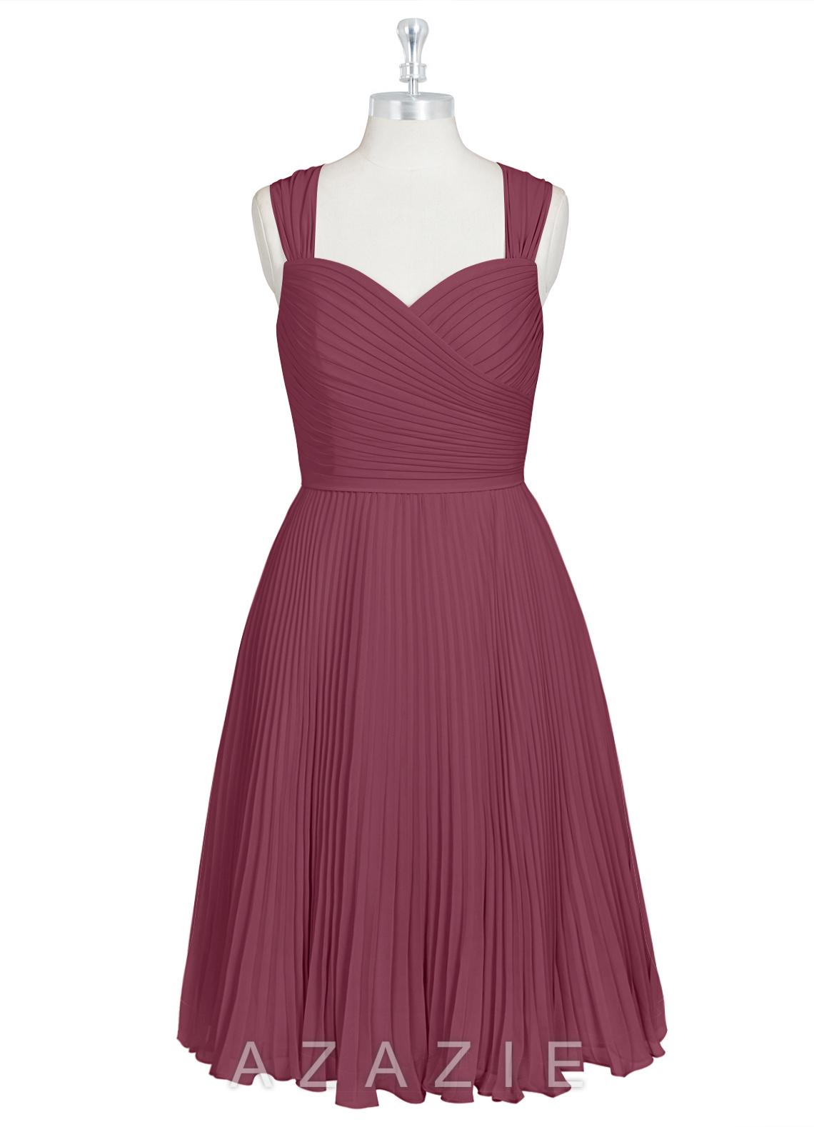 0b7f57b493303 Azazie Alana Bridesmaid Dress | Azazie