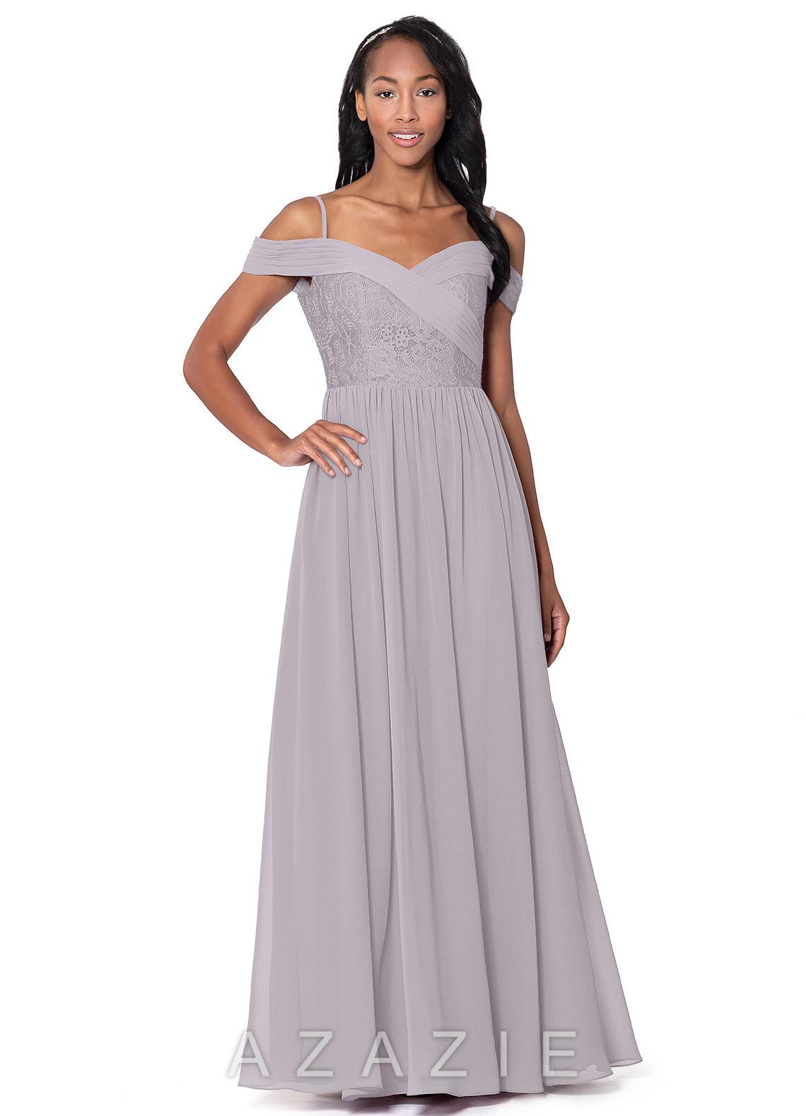 2287da7cedc Azazie Leona Bridesmaid Dress