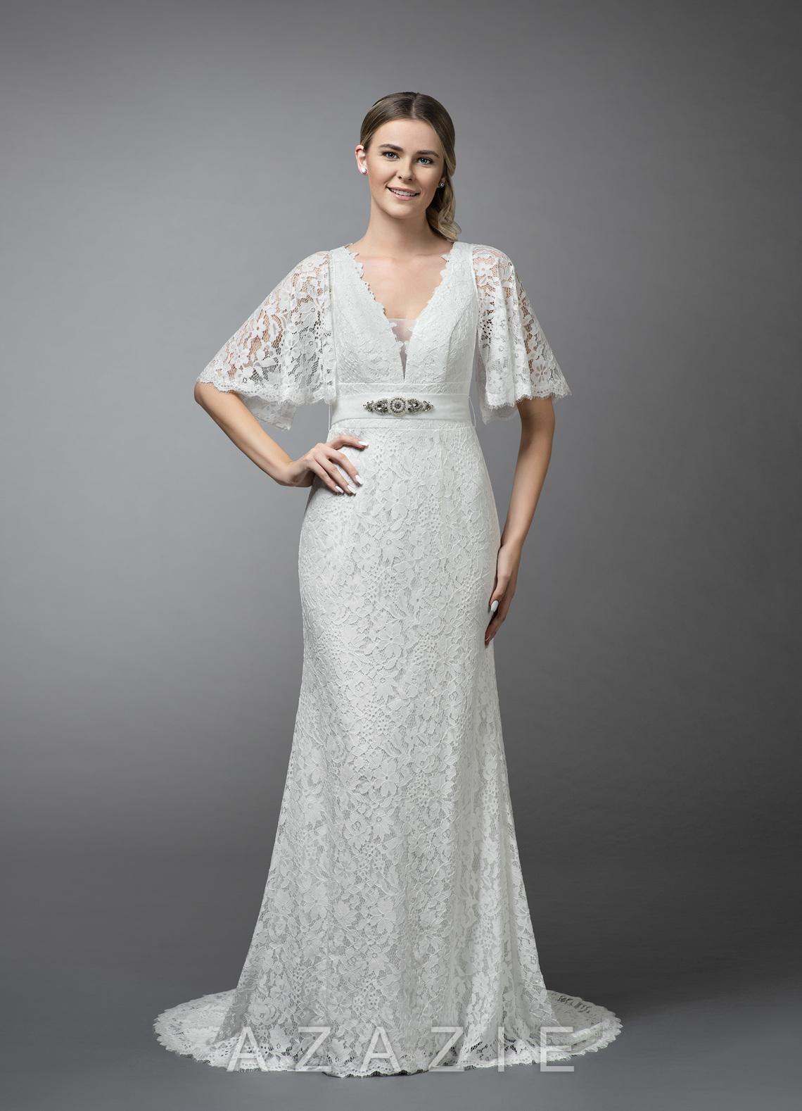 6ad3e0f1ca Azazie Cordelia BG Wedding Dress | Azazie