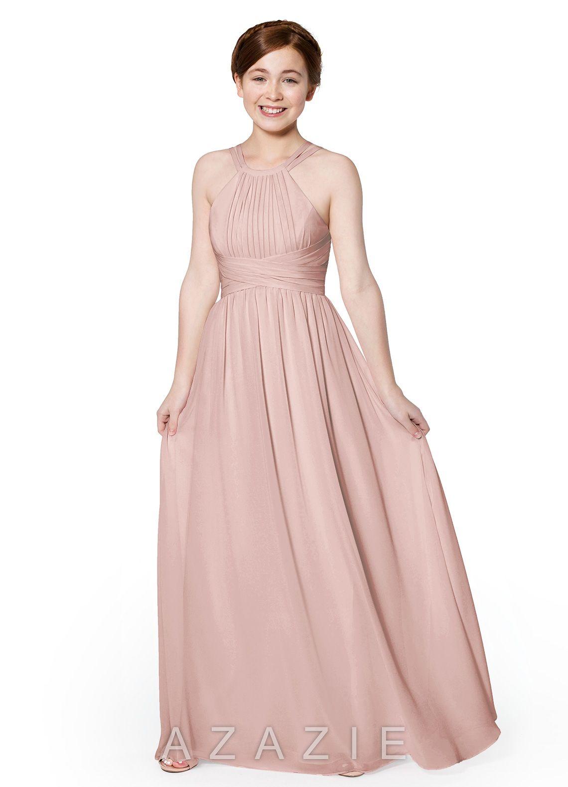 9e192b41466 Azazie Melinda JBD Junior Bridesmaid Dress