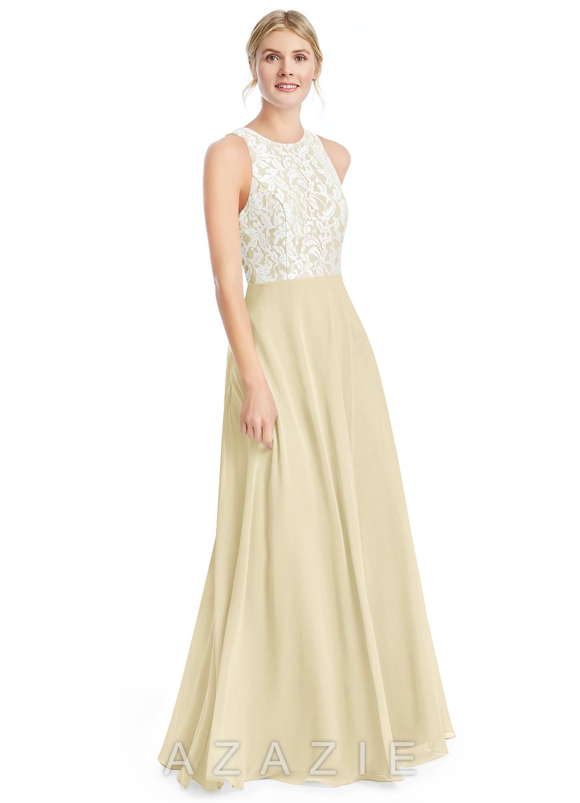 c42e1733e949 Azazie Kate Bridesmaid Dress - Champagne