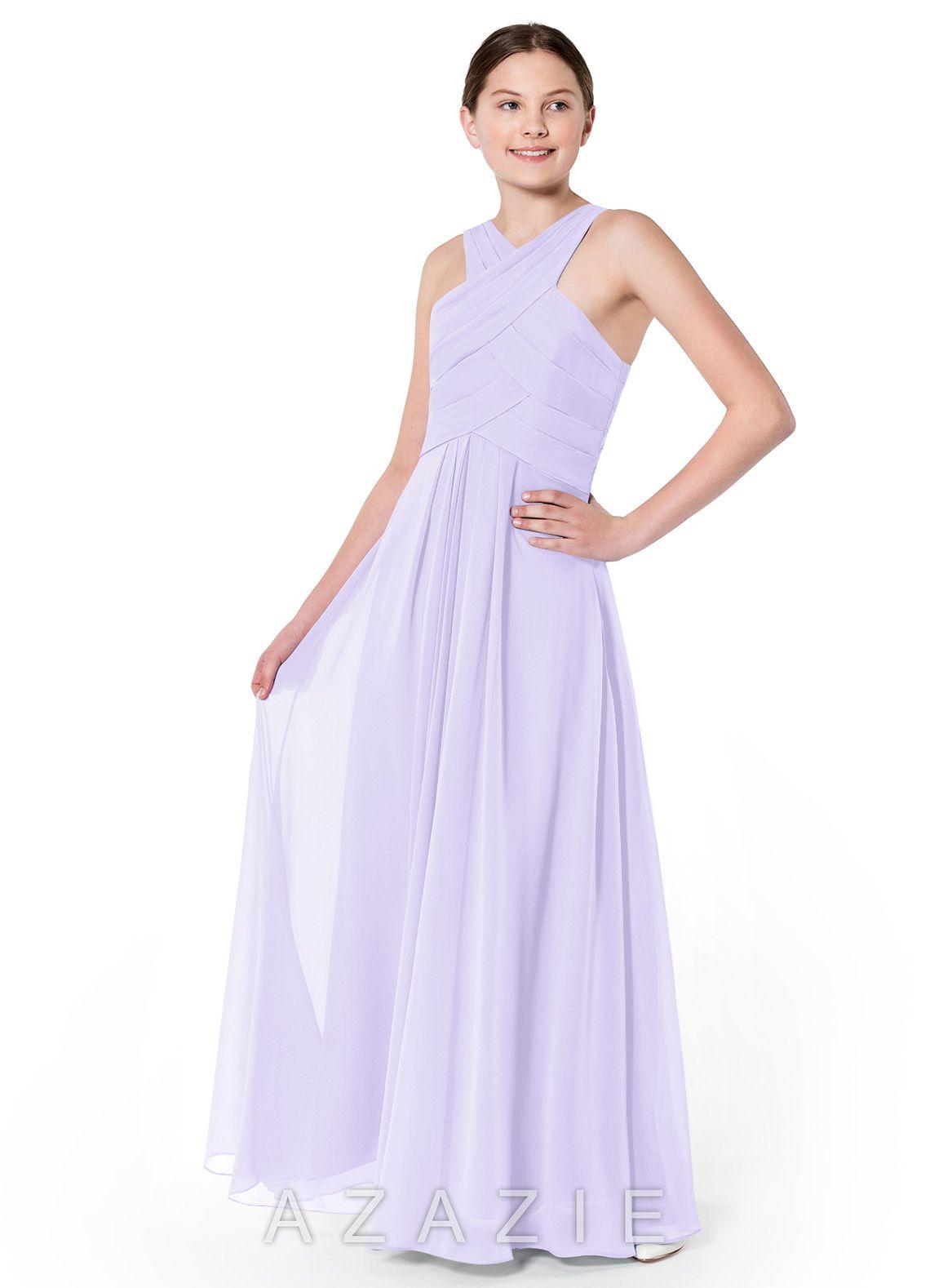 cee9f373d32 Azazie Kaleigh JBD Junior Bridesmaid Dress