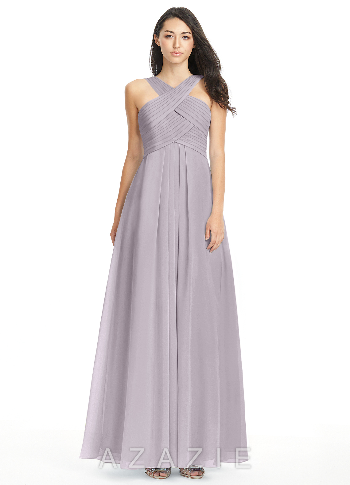 baded3eb8f5 Azazie Kaleigh Bridesmaid Dress - Dusk