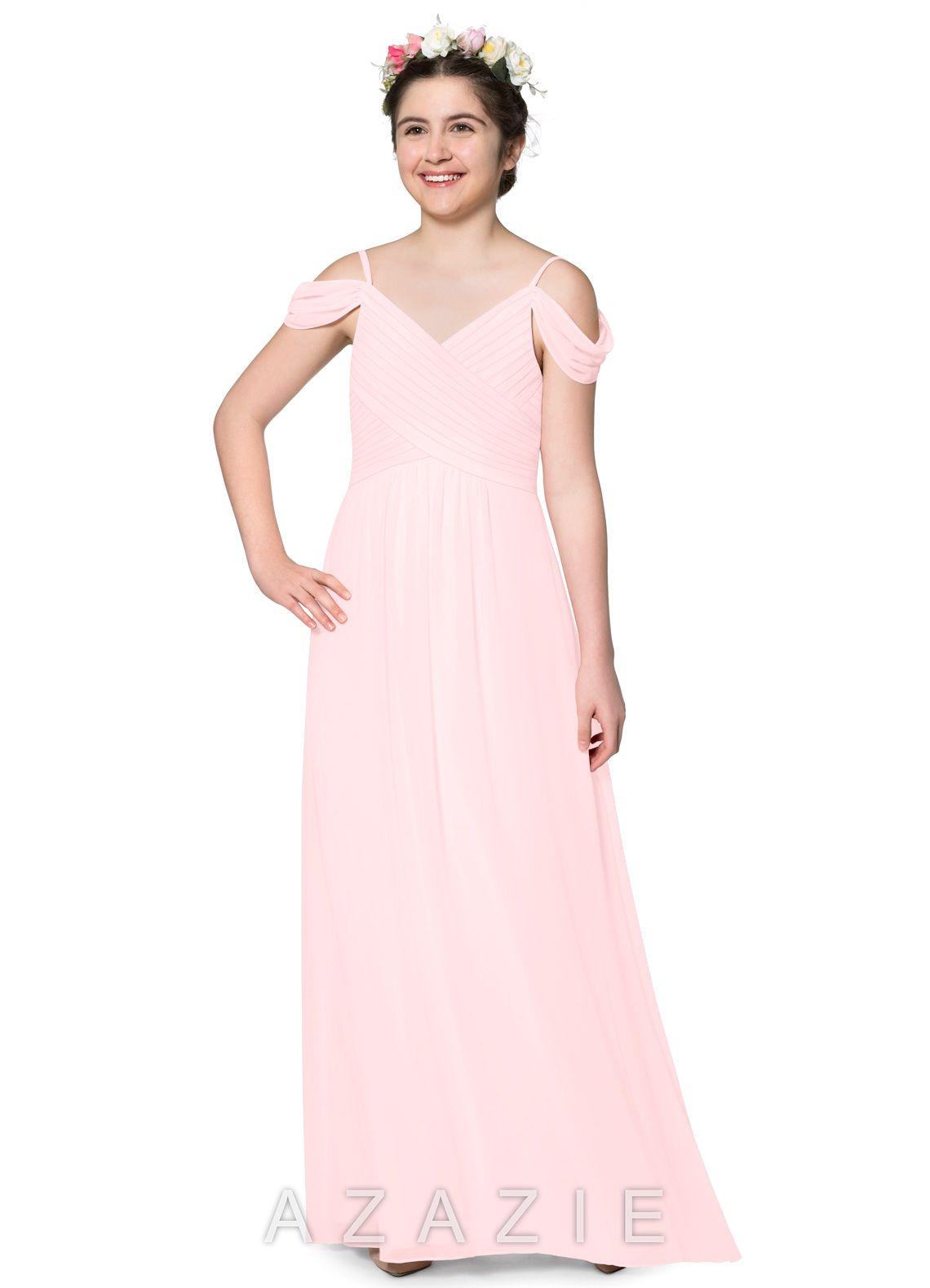 be55b2f6303 Dusty Rose Junior Bridesmaid Dresses - Gomes Weine AG
