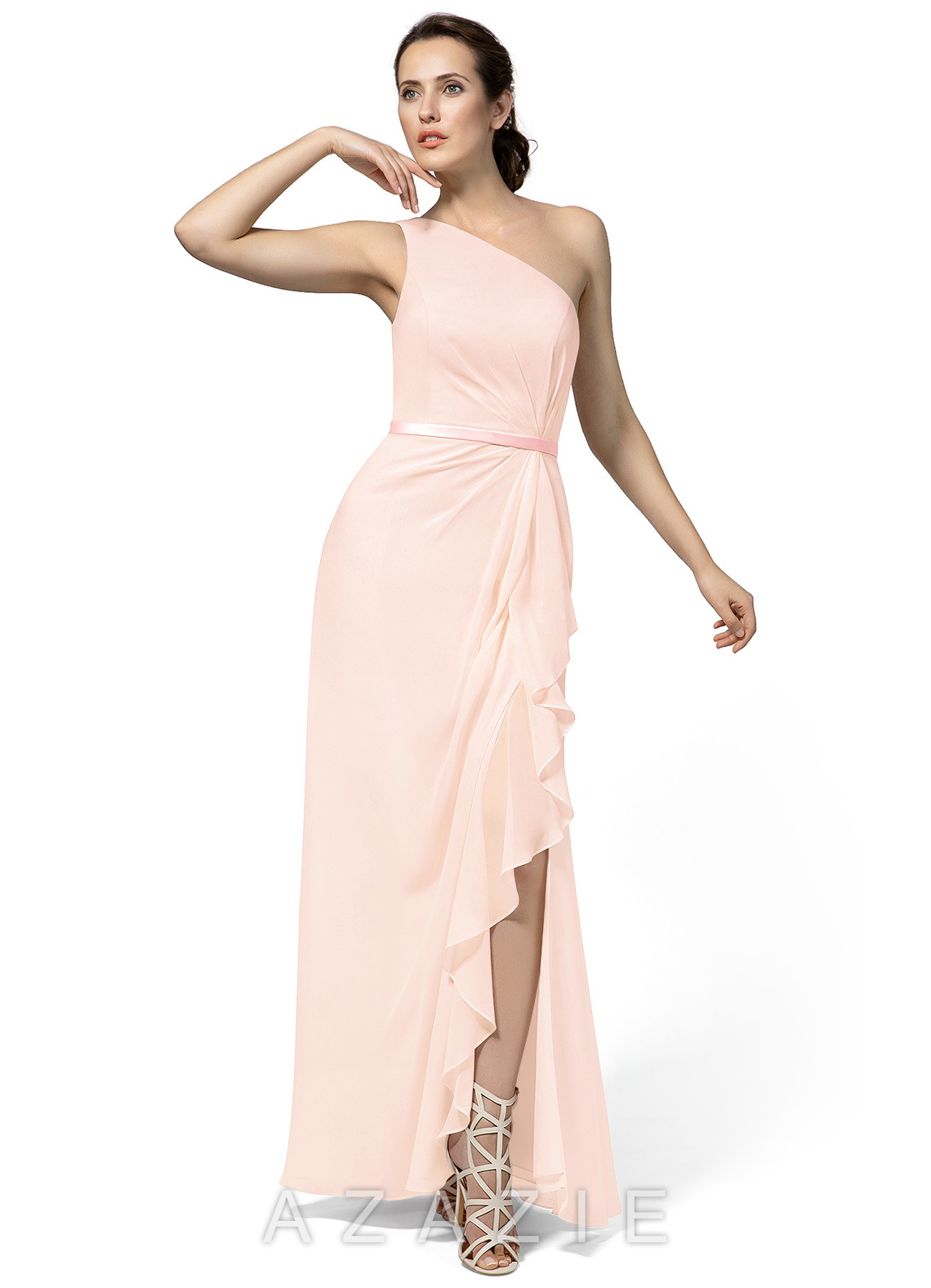 751aff79241 Azazie Liza Bridesmaid Dress