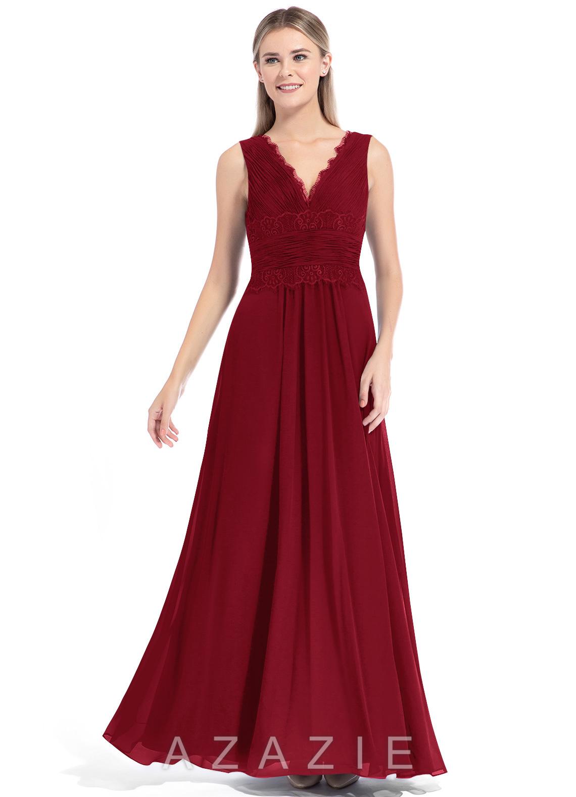 eda5c06822a Azazie Tessa Bridesmaid Dress