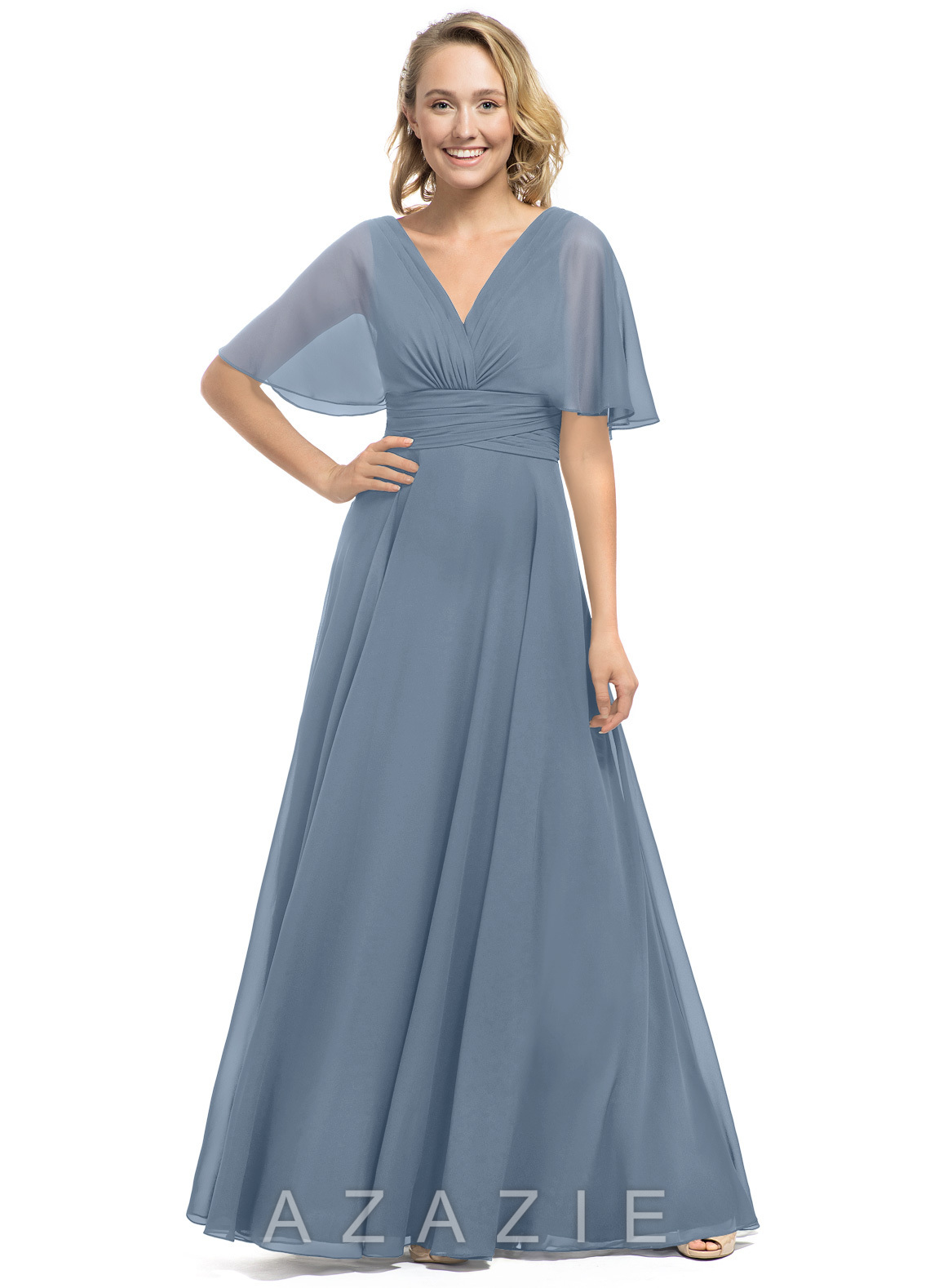 e6aa66f0d6c10 Azazie Pamela Bridesmaid Dress | Azazie