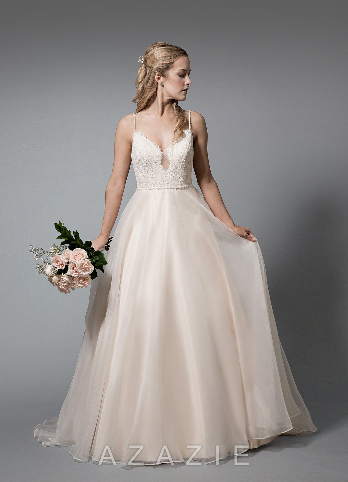 90eaecab9a9 Azazie Florence BG Wedding Dress