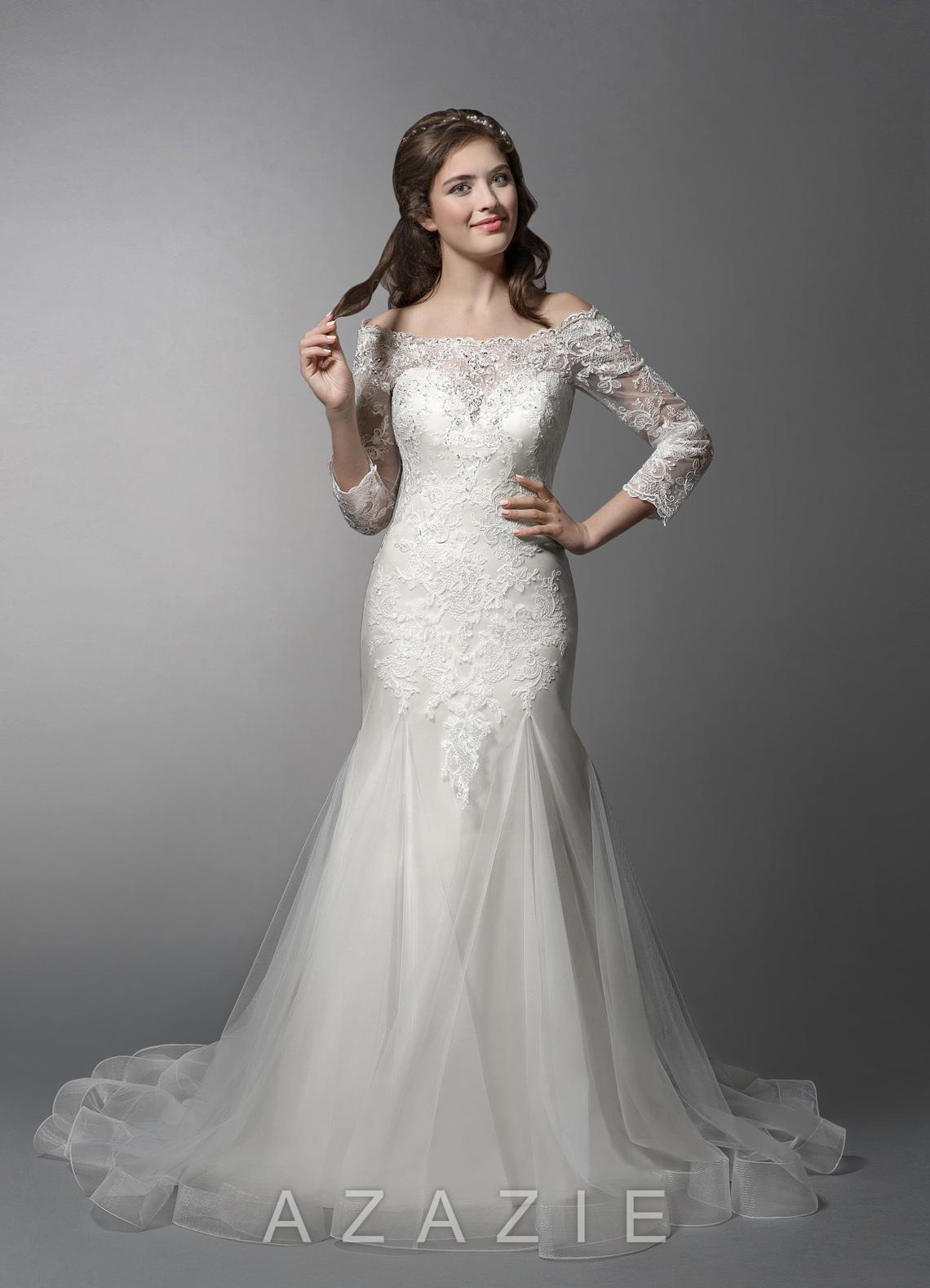 9e549d0a6 Azazie Evetta BG Wedding Dress | Azazie