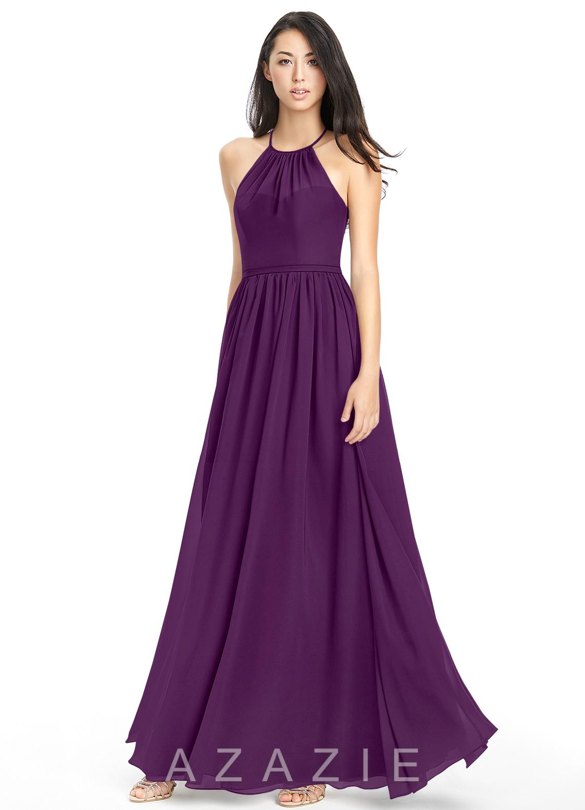 Purple And Black Bridesmaid Dresses Gallery - Braidsmaid Dress ...