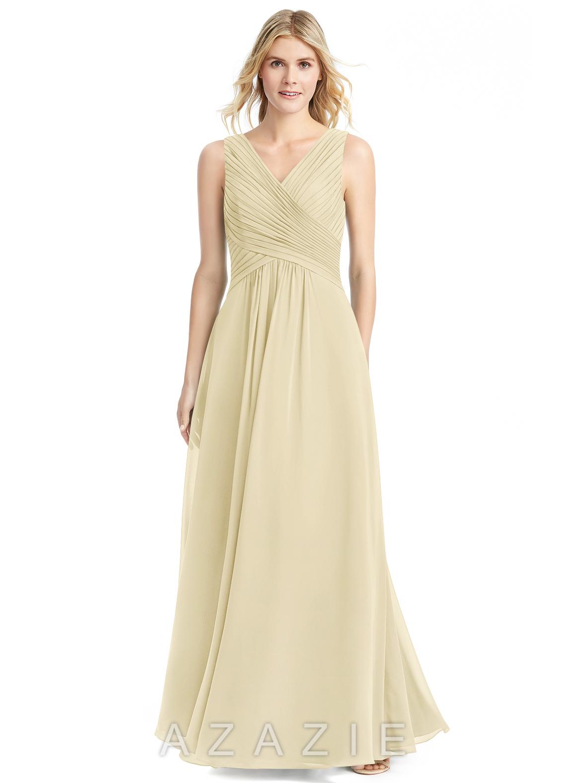 Azazie Flora Bridesmaid Dress | Azazie - photo #11