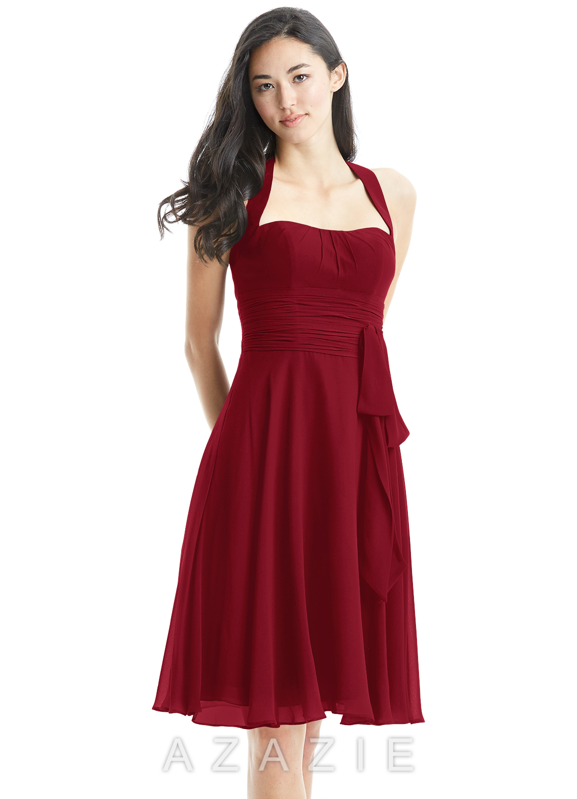 4fc58b7c872 Azazie Haley Clearance Bridesmaid Dress