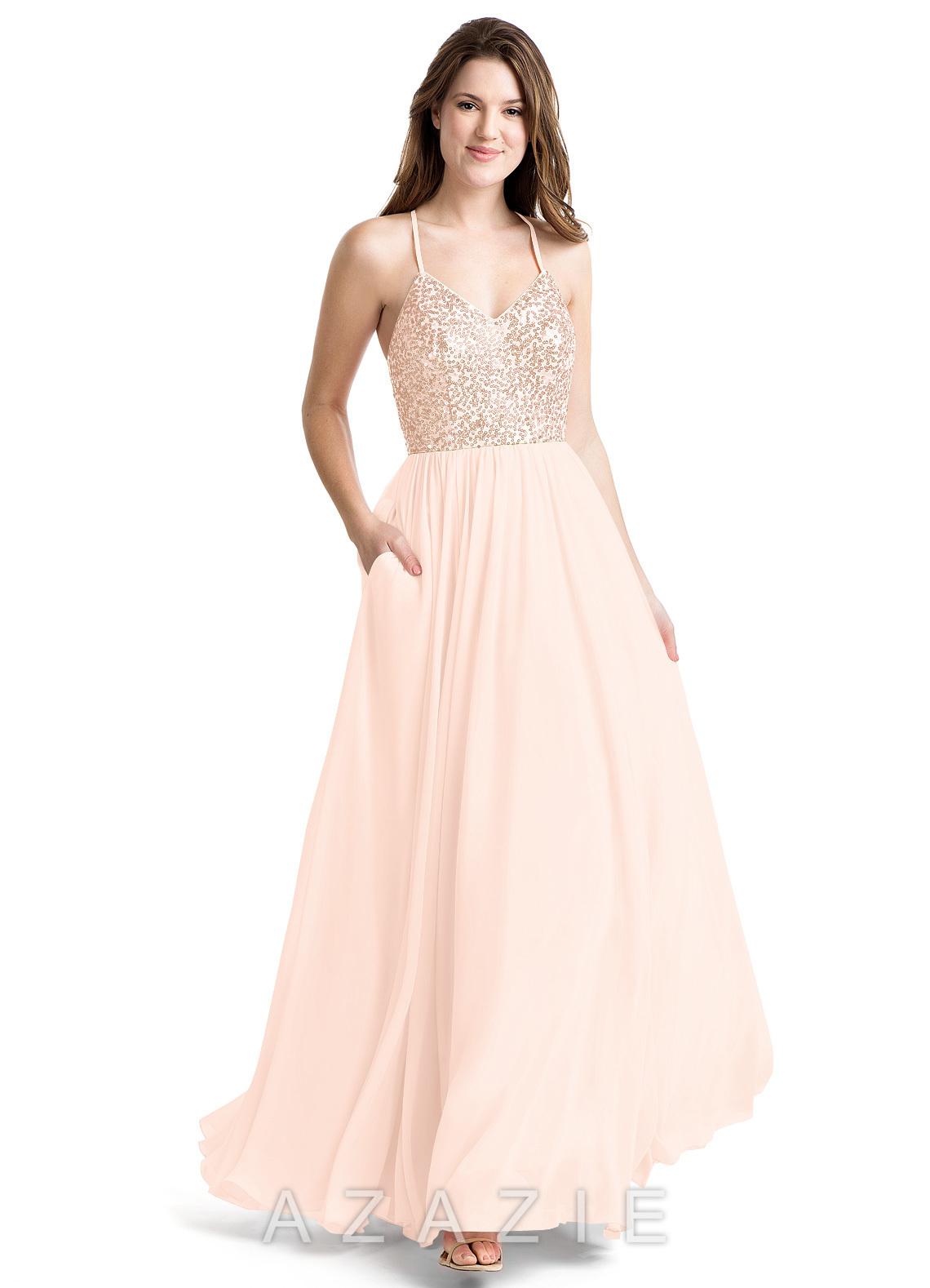 Azazie Cali Bridesmaid Dress | Azazie