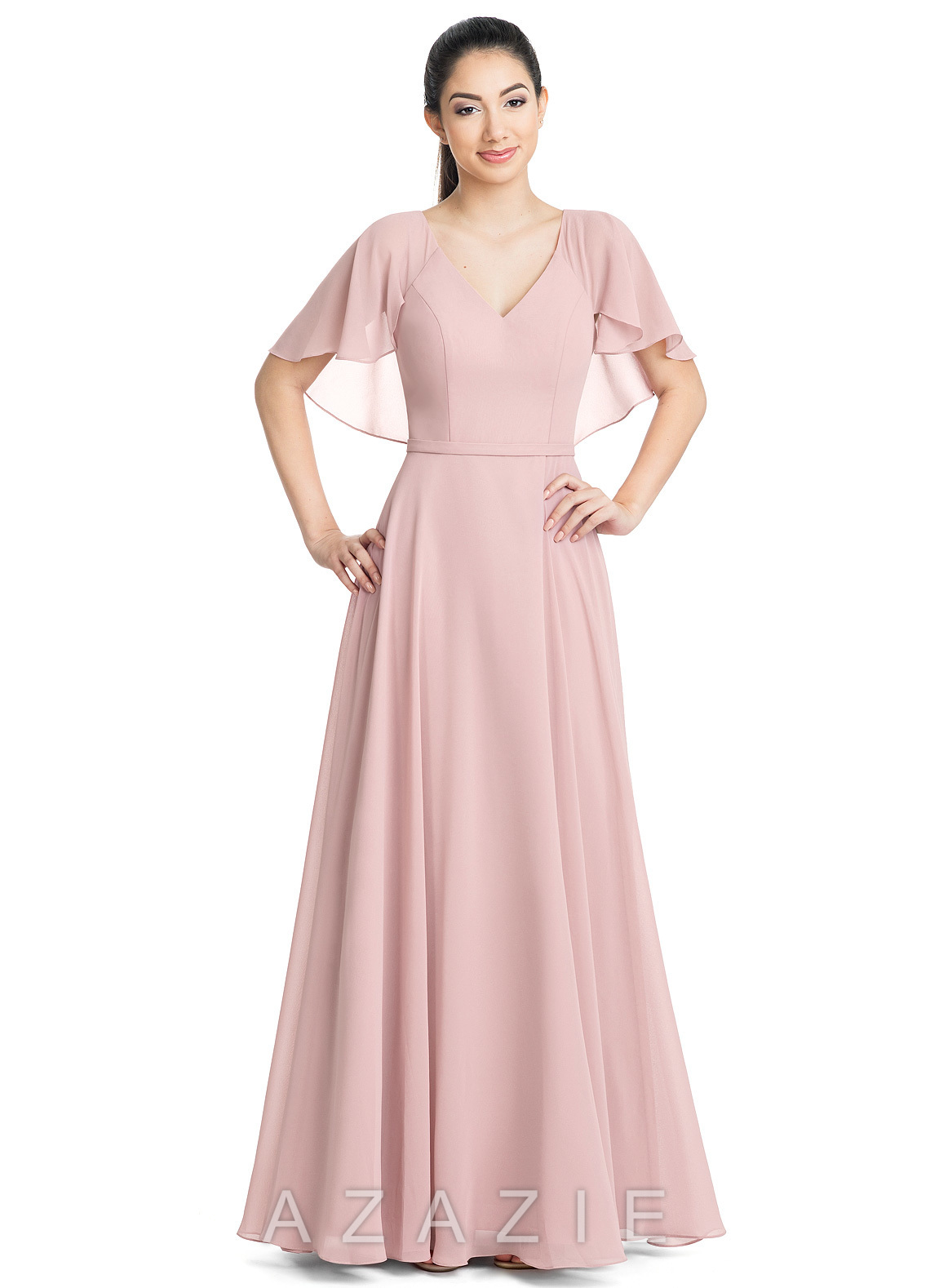 1800fe9fdb7 Azazie Jamie Bridesmaid Dress