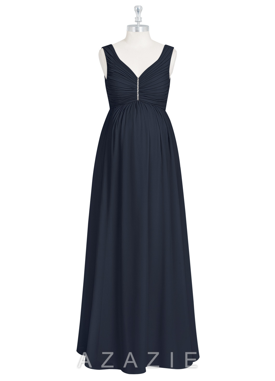 6ed980b3e7a2 Azazie Madison Maternity Bridesmaid Dress | Azazie