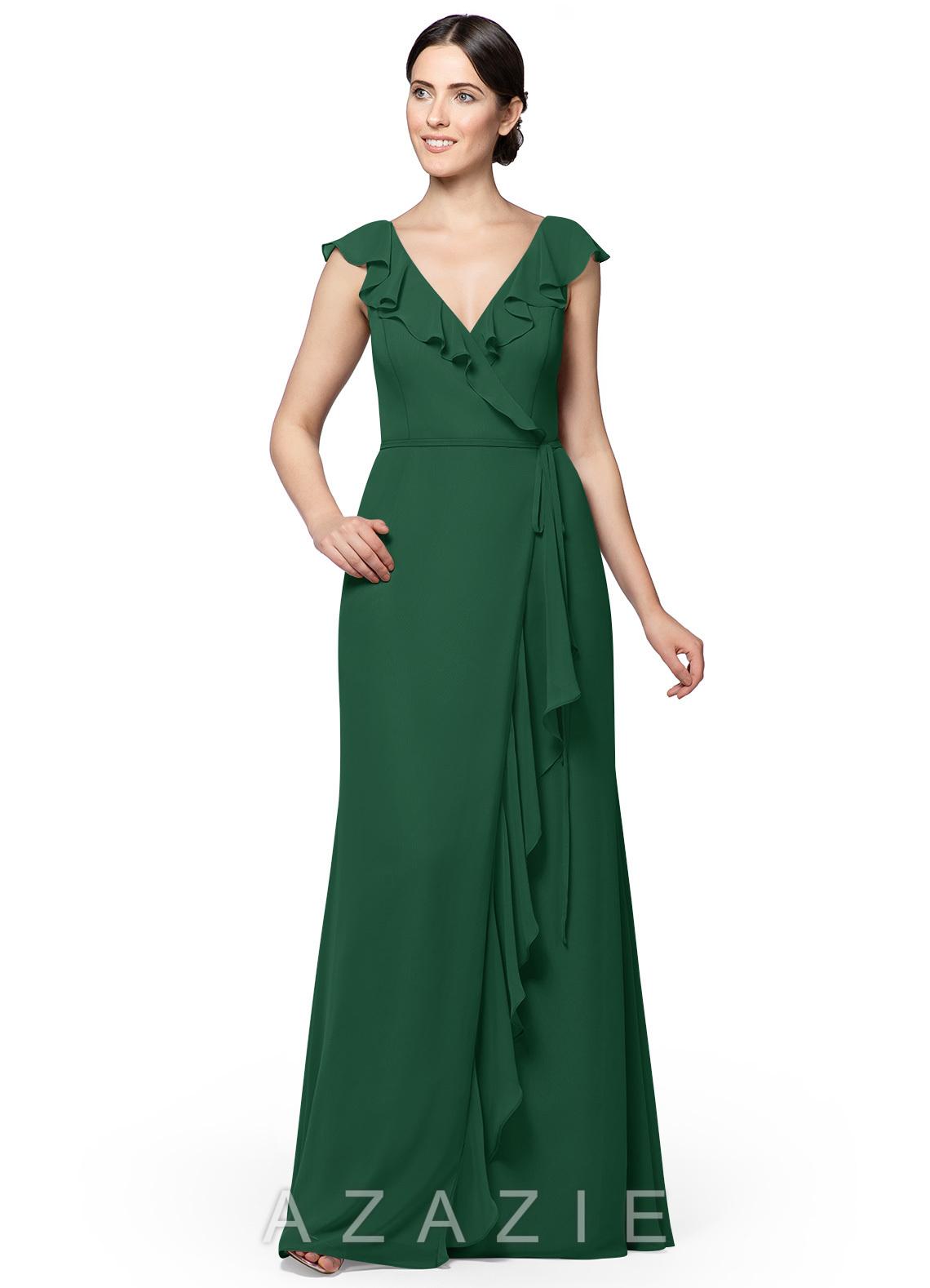 fc42cb0331b Azazie Emeraude Bridesmaid Dress