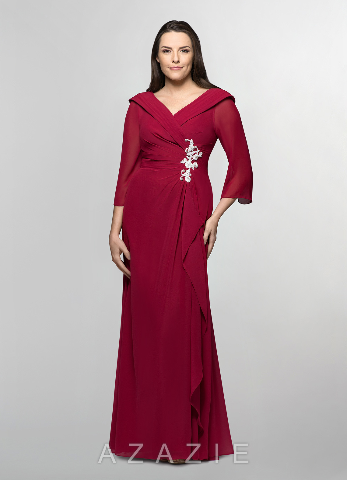 62c2f4da1b7795 Azazie Jaycee MBD Mother Of The Bride Dress | Azazie