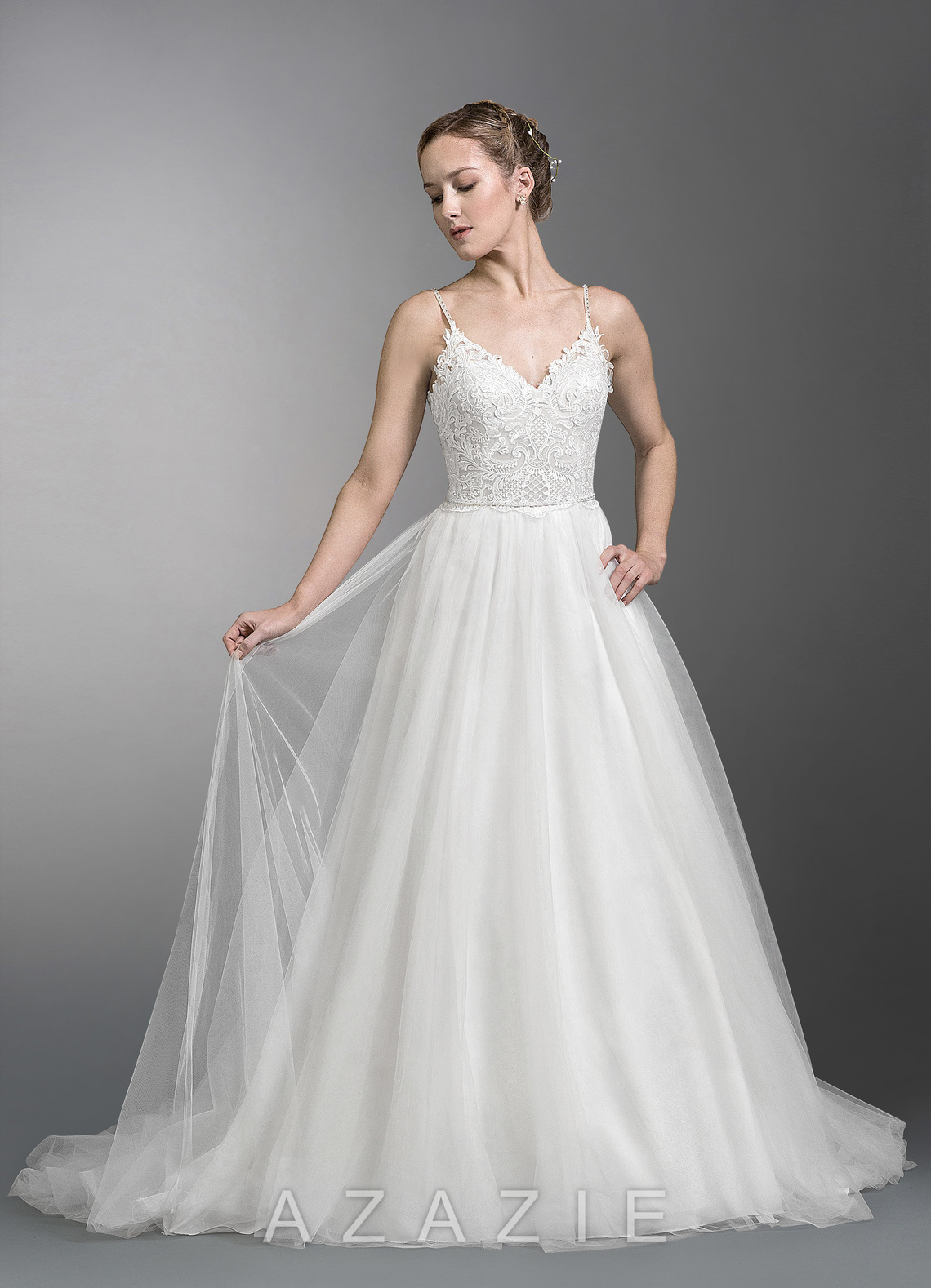 bc5e2e3036 Azazie Venus BG Wedding Dress
