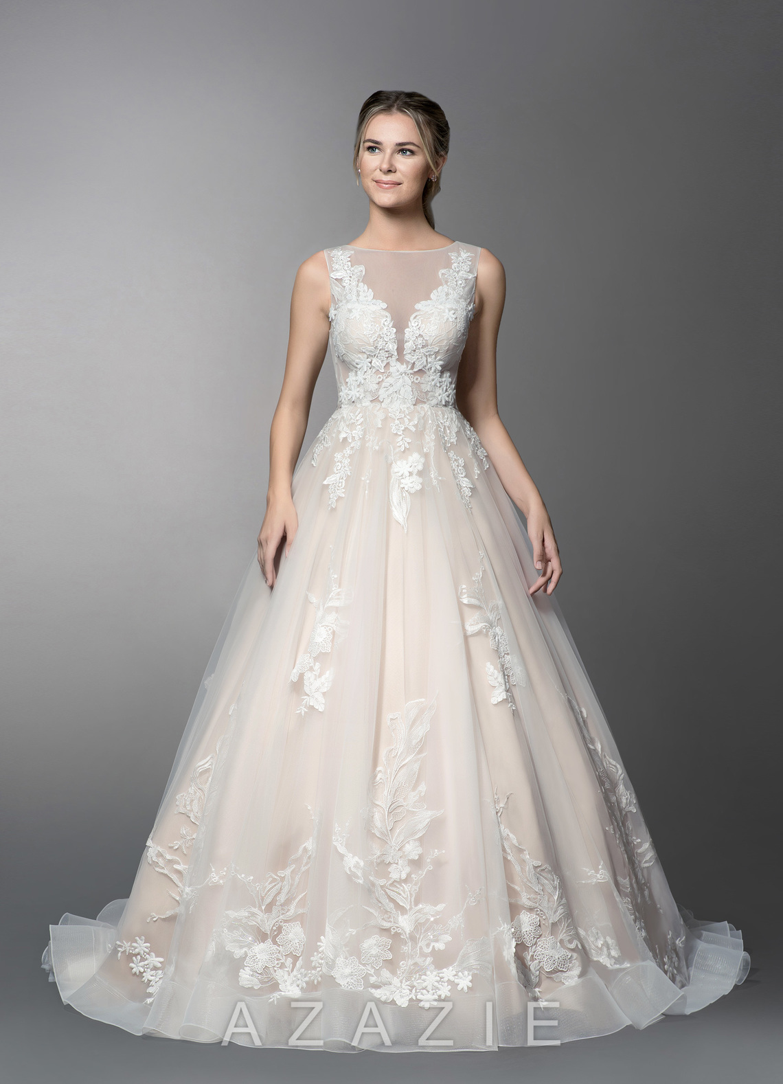 5d386463c1e21 Azazie Sedona BG Wedding Dress | Azazie
