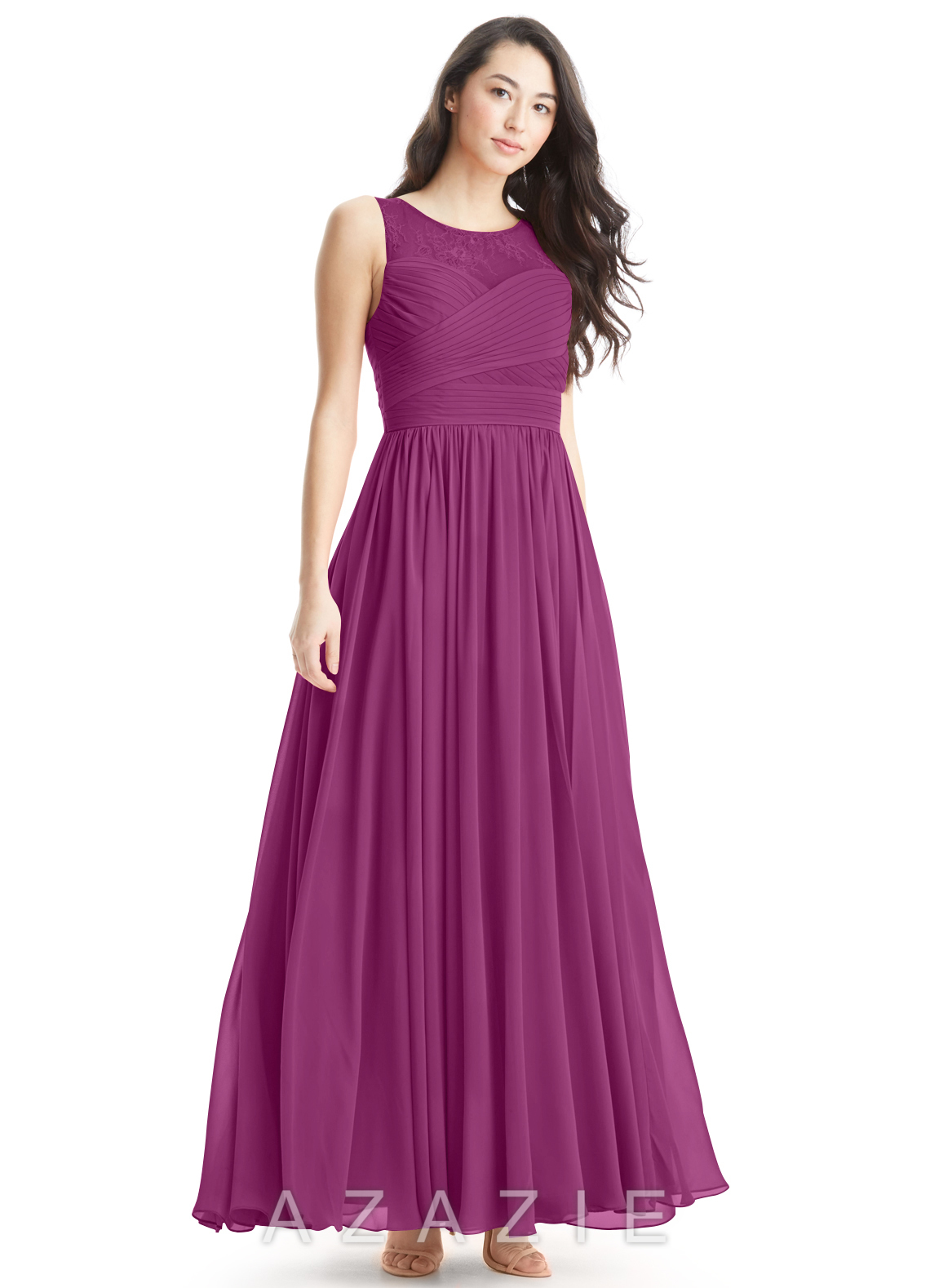 Azazie Aliya Bridesmaid Dress | Azazie