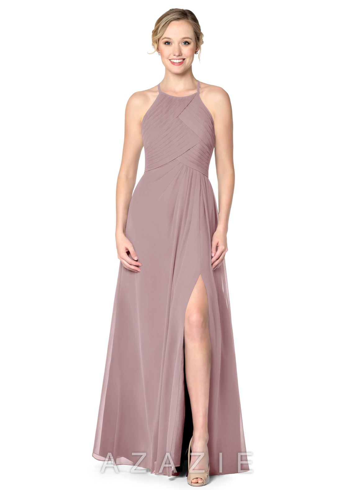 9291508ad1 Azazie Ginger Allure Bridesmaid Dress | Azazie