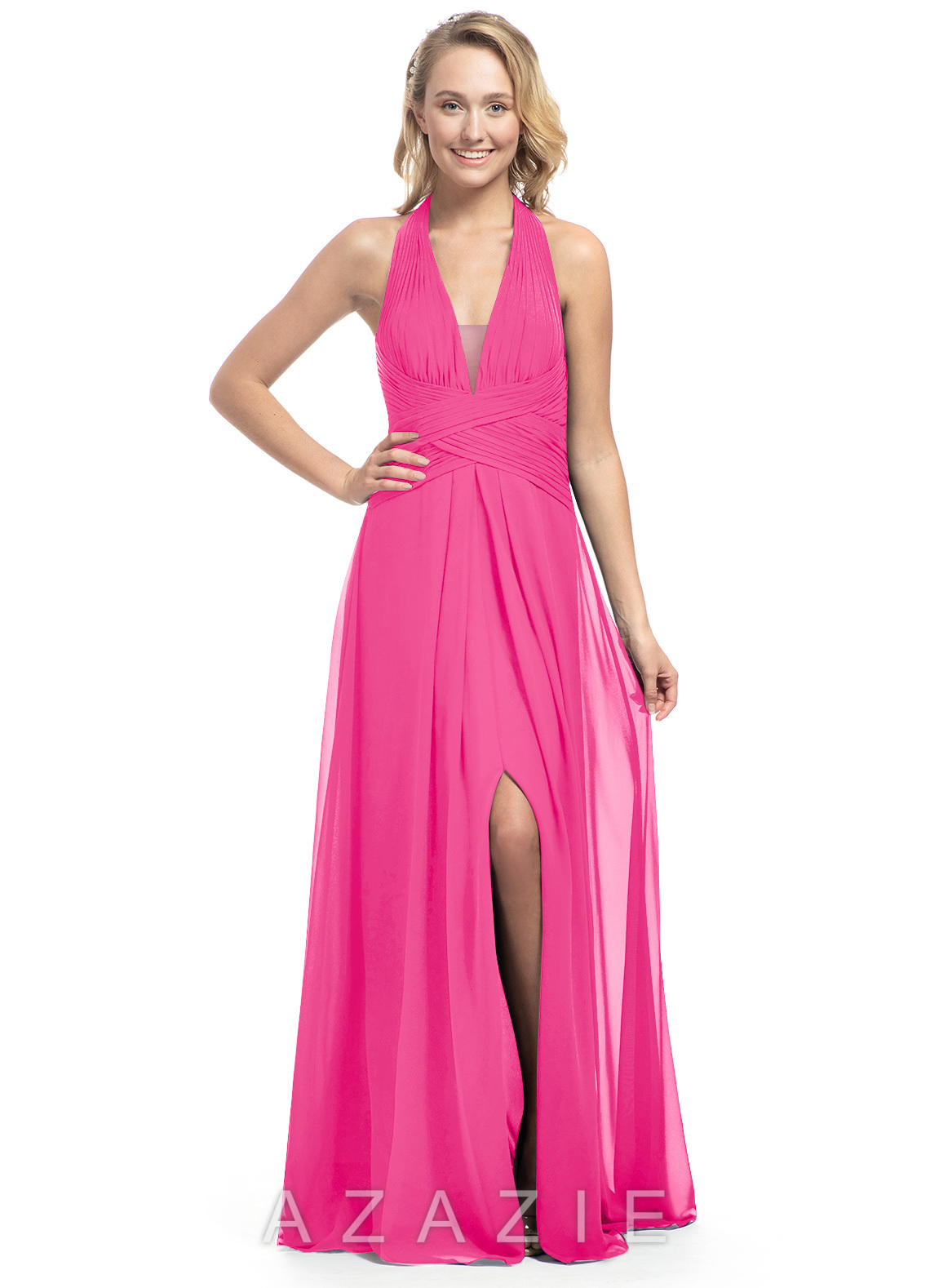 effd1c99072 Azazie Odile Bridesmaid Dress