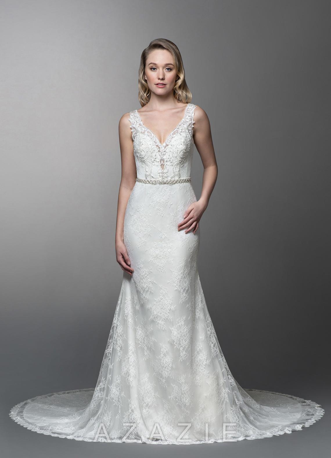 70b05938bd6 Azazie Herminia BG Wedding Dress