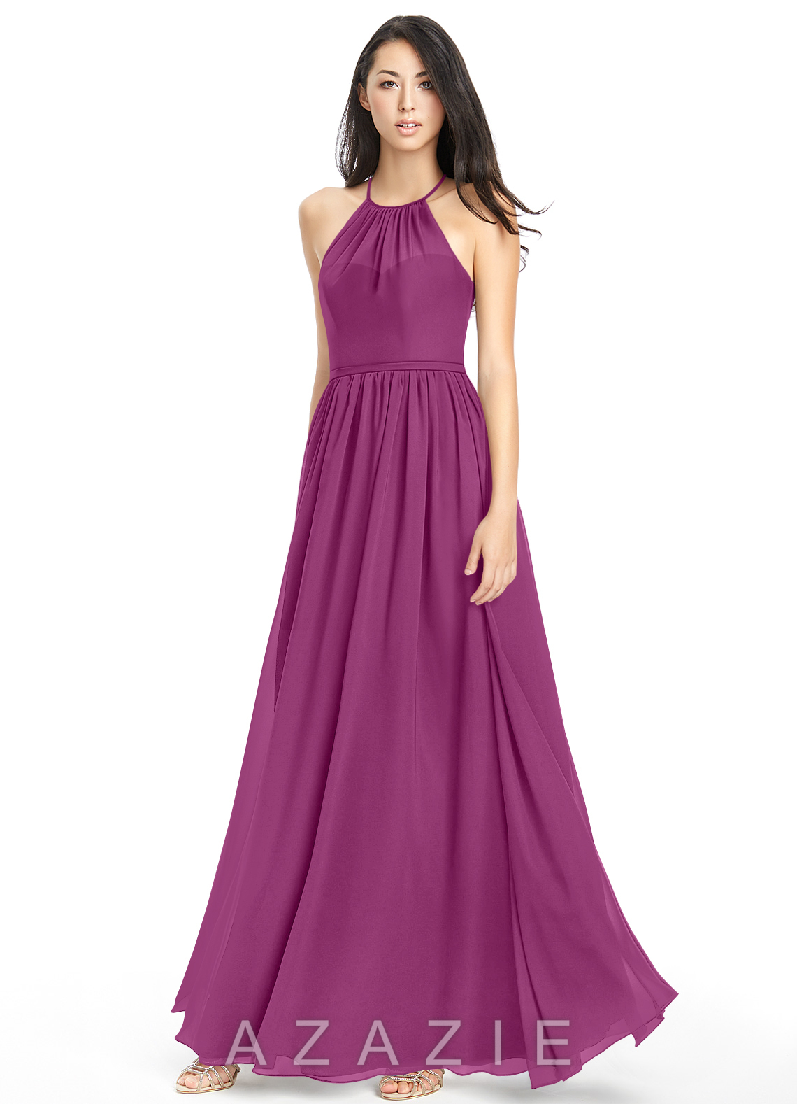 8443d1b1fa3 Azazie Kailyn Bridesmaid Dress