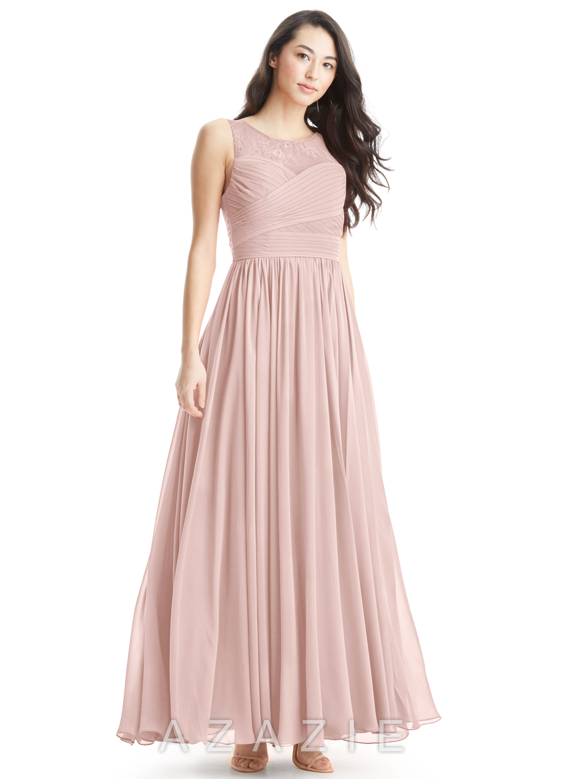 3a1a9a220ea3 Azazie Aliya Bridesmaid Dress | Azazie
