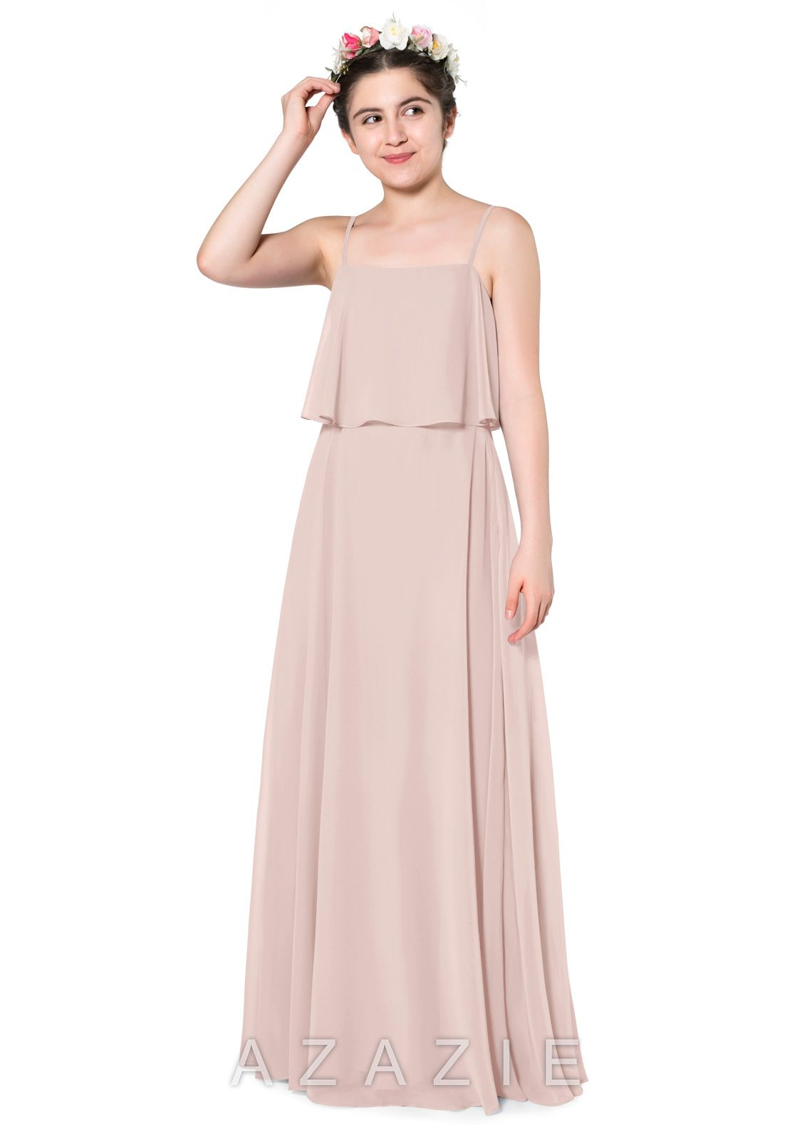 Azazie Izabella JBD Junior Bridesmaid Dress