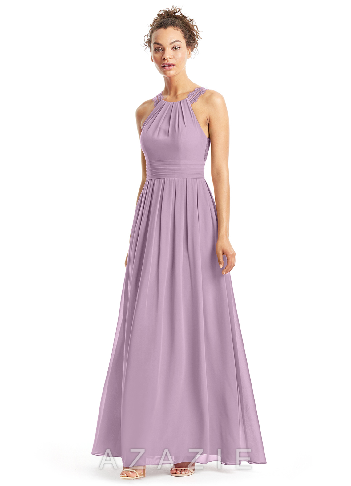 2f8c4b3cb270bf Azazie Colleen Bridesmaid Dress