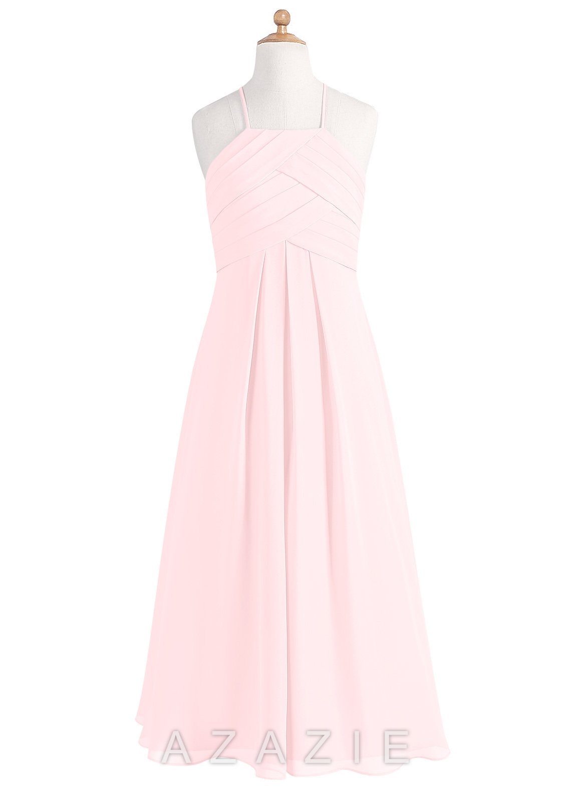 Azazie Ginger JBD Junior Bridesmaid Dress