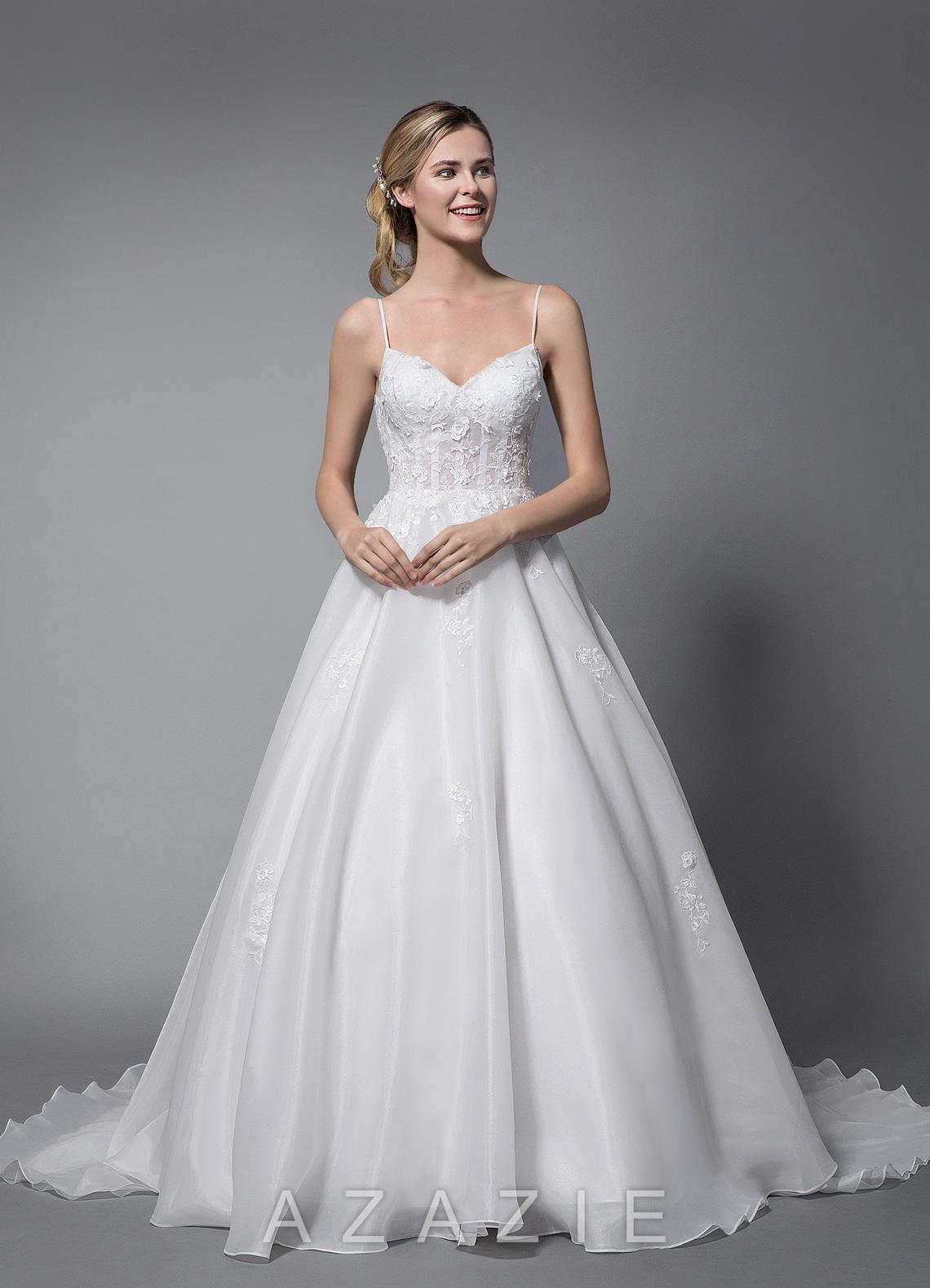 6c8d7c5dd709 Azazie Alba BG Wedding Dress | Azazie