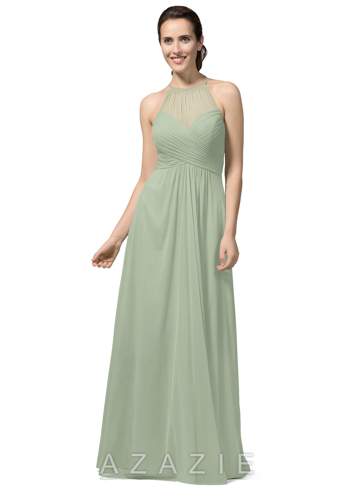c2020a591c Azazie Darien Bridesmaid Dress