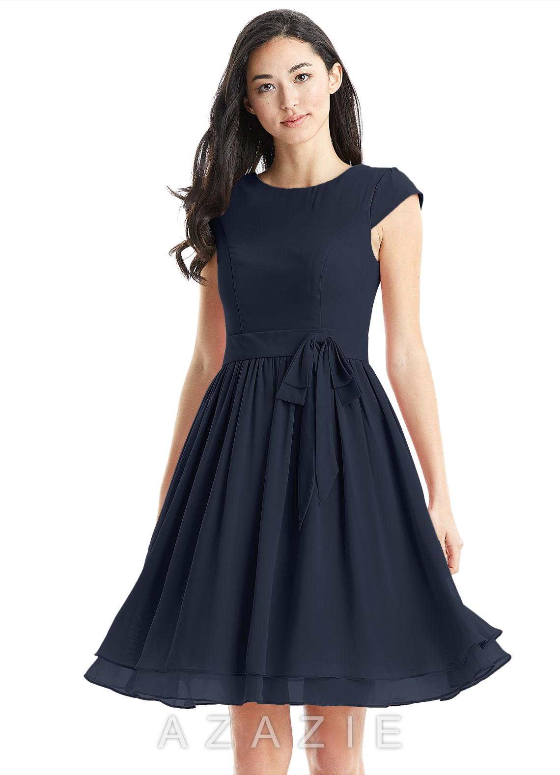437122a0ce93c Azazie Ingrid Bridesmaid Dress   Azazie