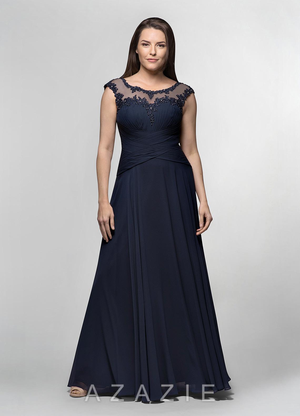 d8c984f4fdec1 Azazie Mina MBD Mother Of The Bride Dress | Azazie