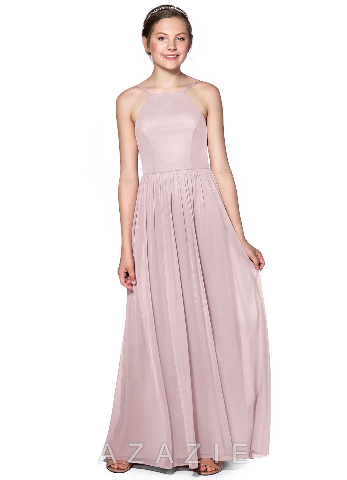 164360b4571 Azazie Brona JBD Junior Bridesmaid Dress