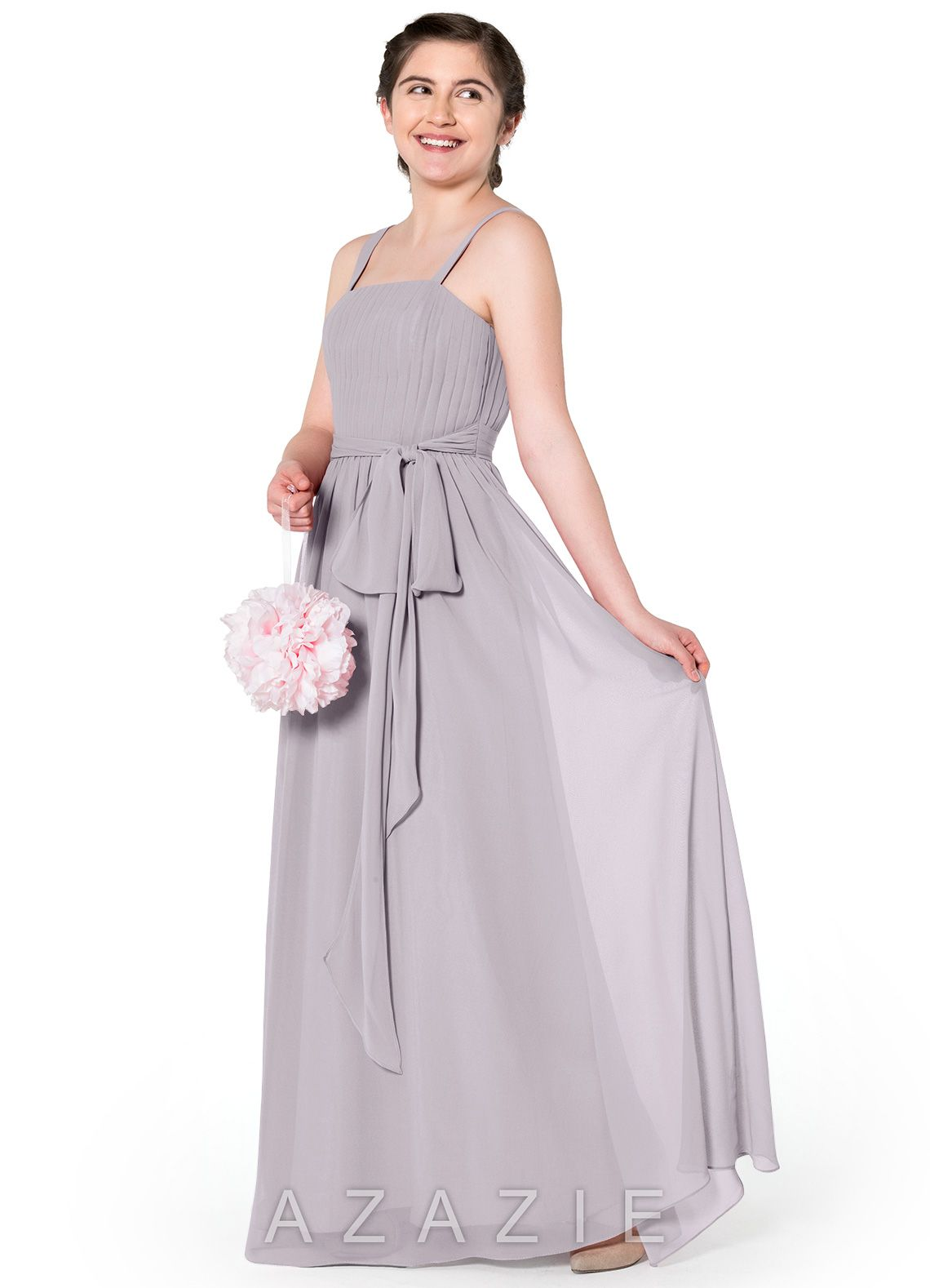 Azazie Ellie JBD Junior Bridesmaid Dress