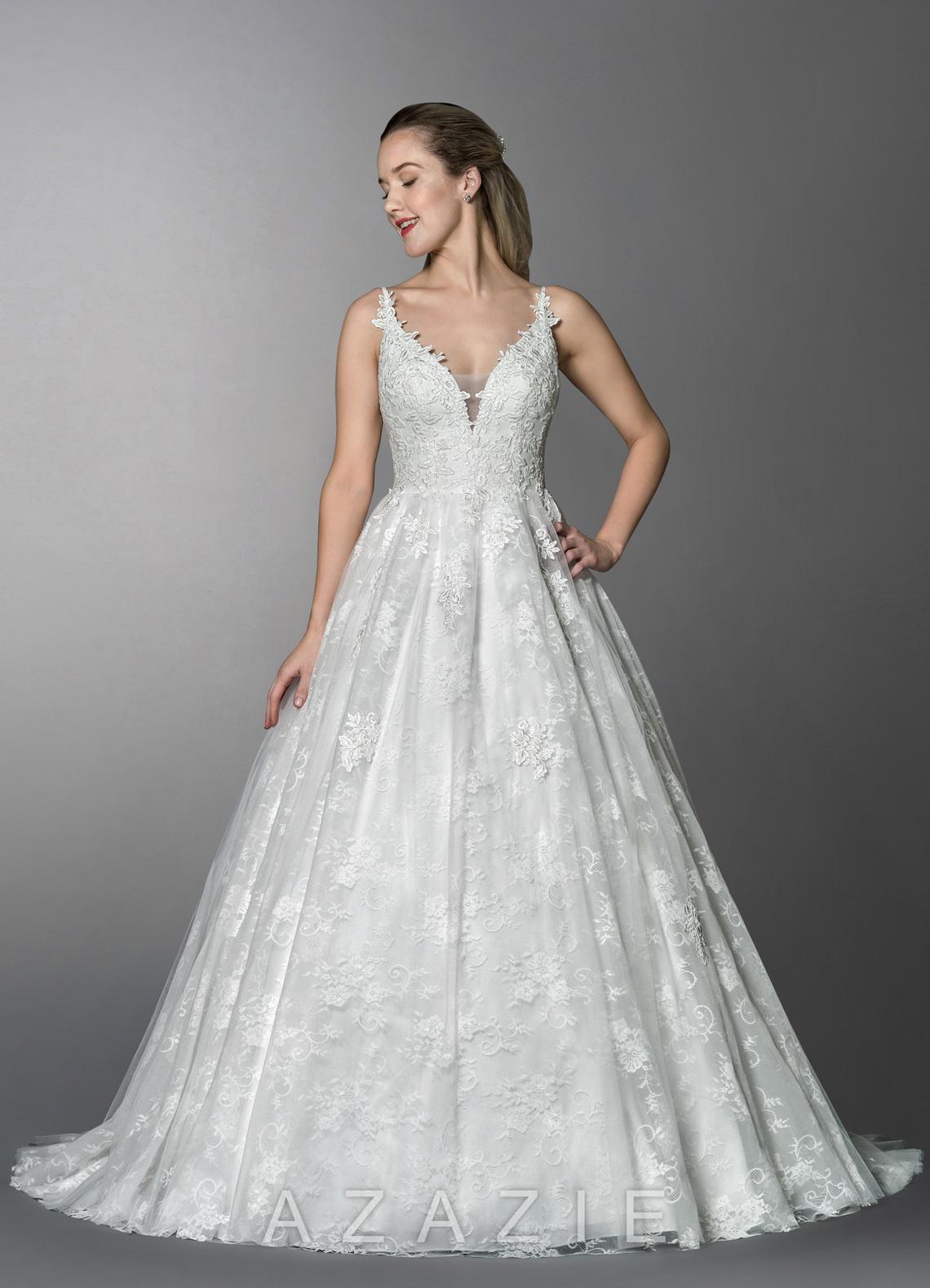 a7dd35125eec Azazie Jolene BG Wedding Dress | Azazie