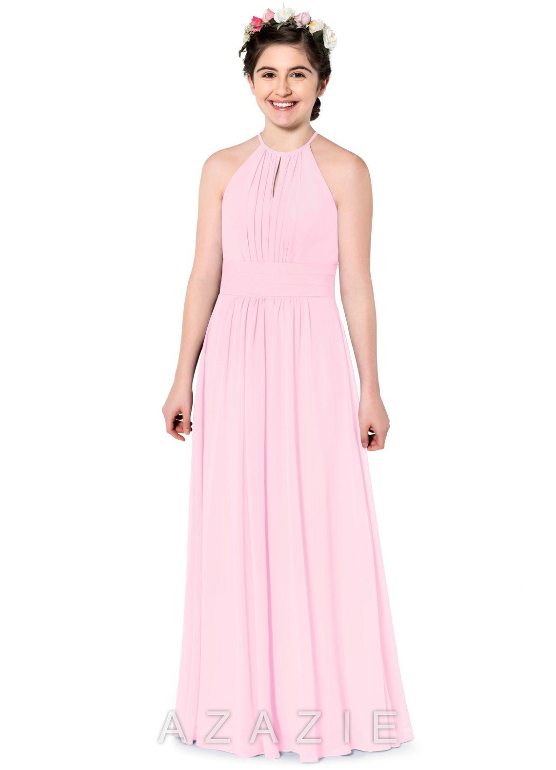 46b0d381935 Azazie Bonnie JBD Junior Bridesmaid Dress