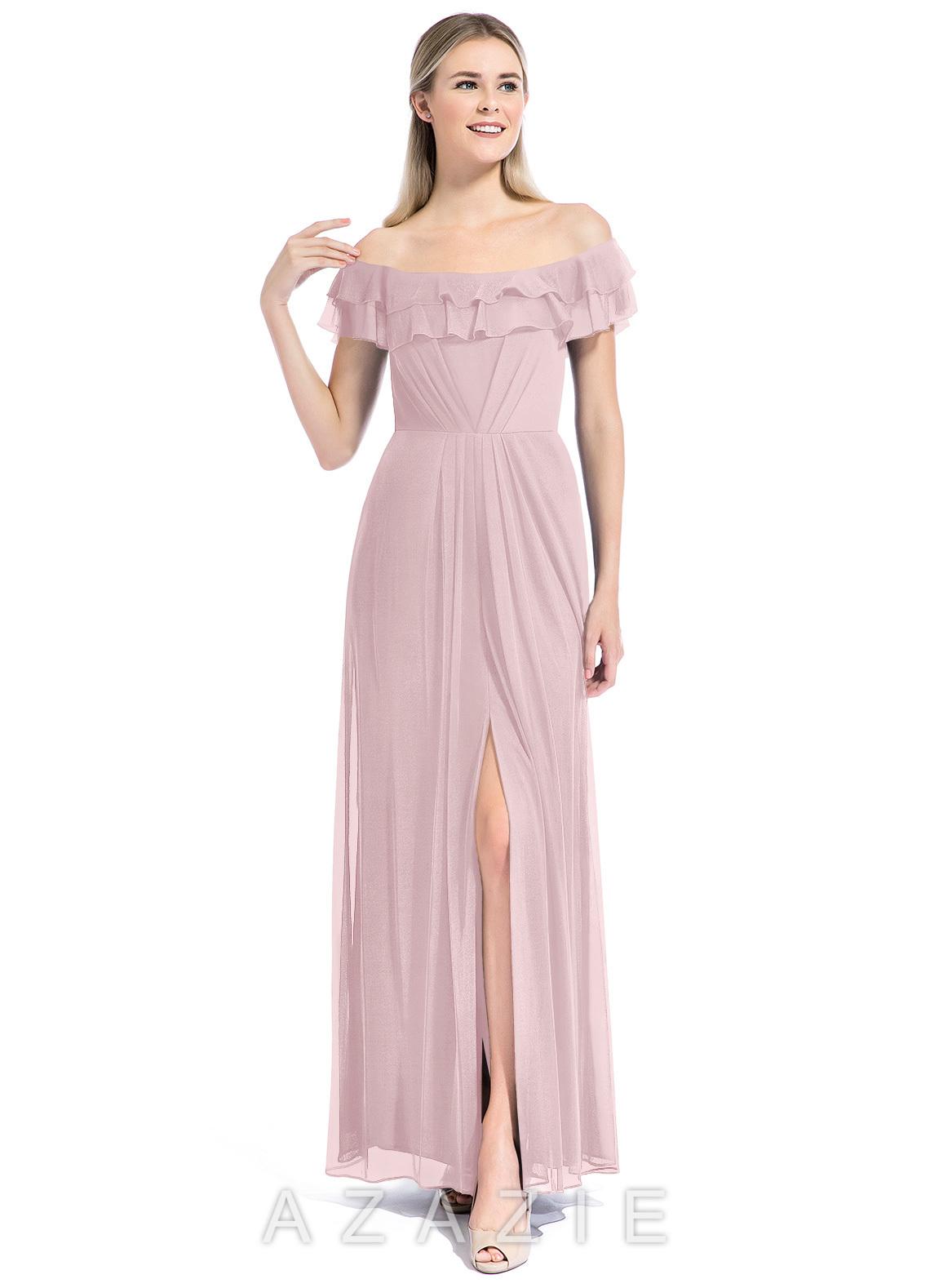 02257dab62e Azazie Mia Bridesmaid Dress