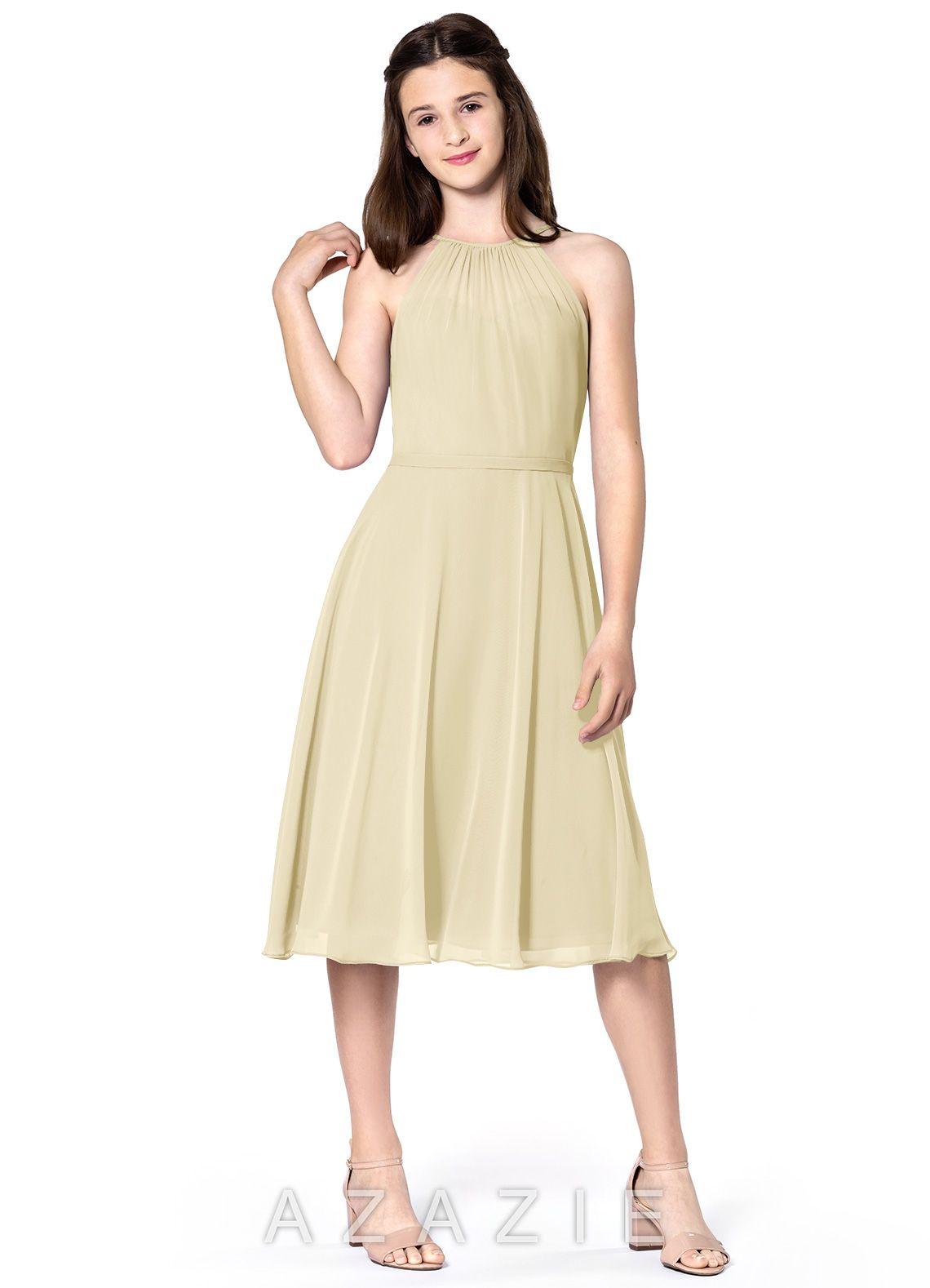 5c1e1e3dd96 Azazie Alayna JBD Junior Bridesmaid Dress